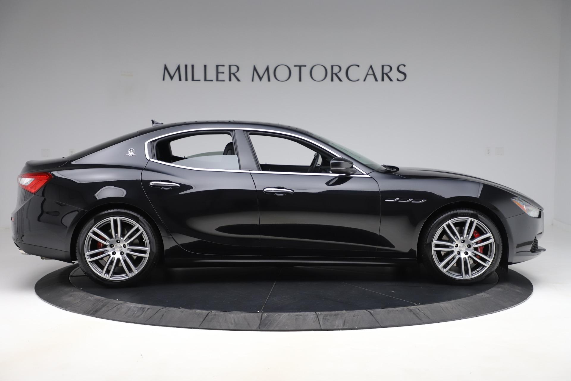 New 2017 Maserati Ghibli S Q4 For Sale In Westport, CT 1132_p9