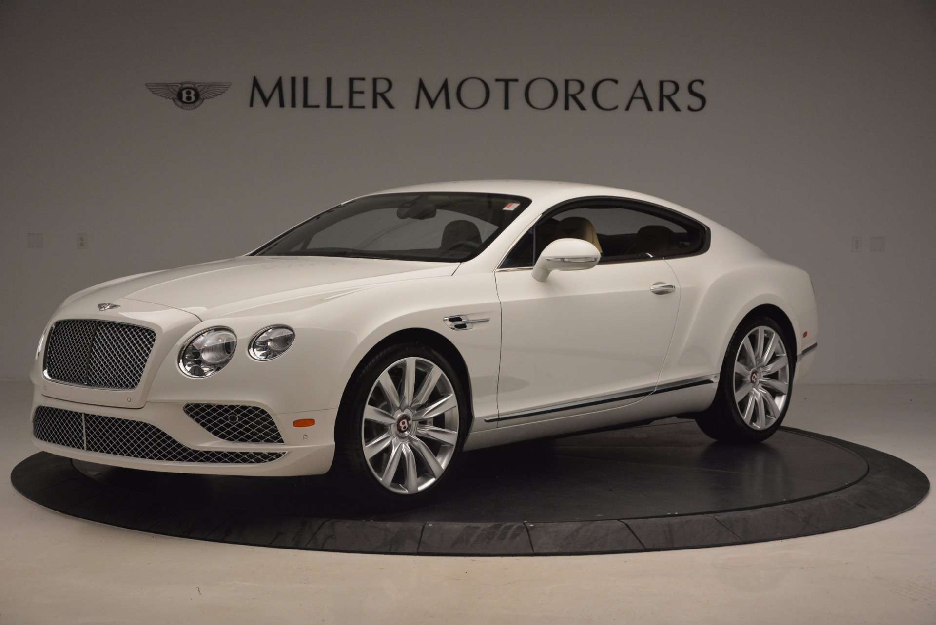 Used 2017 Bentley Continental GT V8 For Sale In Westport, CT 1133_p2