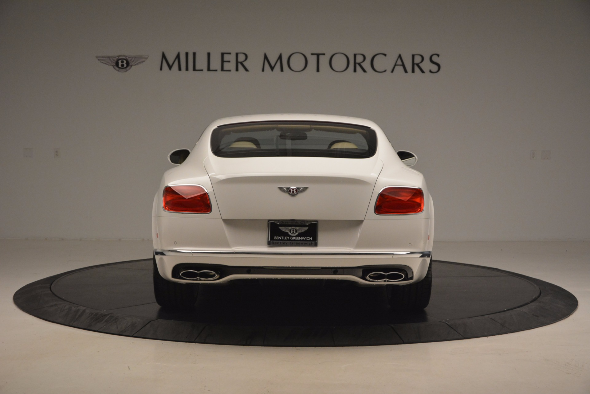 Used 2017 Bentley Continental GT V8 For Sale In Westport, CT 1133_p6