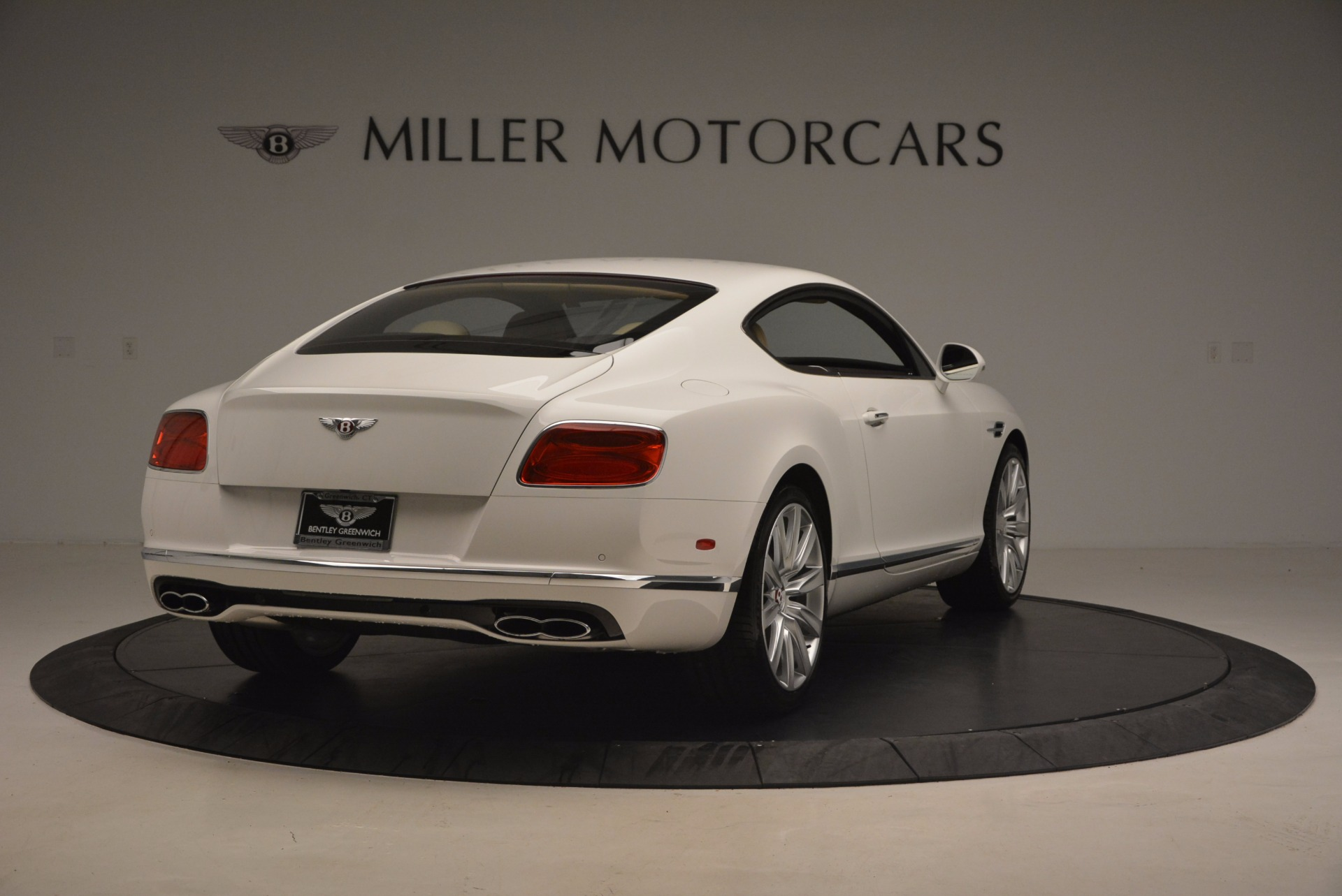 Used 2017 Bentley Continental GT V8 For Sale In Westport, CT 1133_p7
