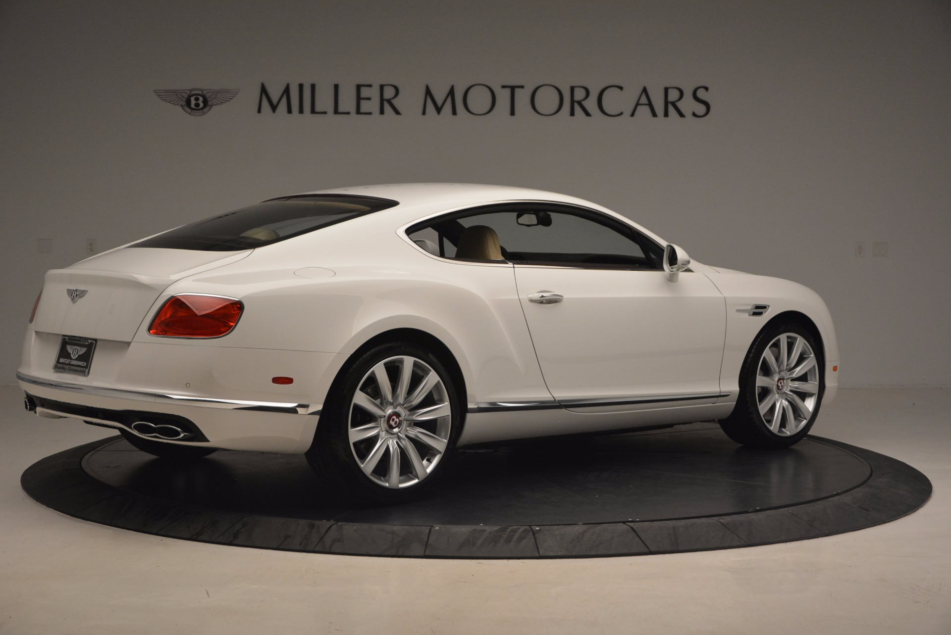 Used 2017 Bentley Continental GT V8 For Sale In Westport, CT 1133_p8