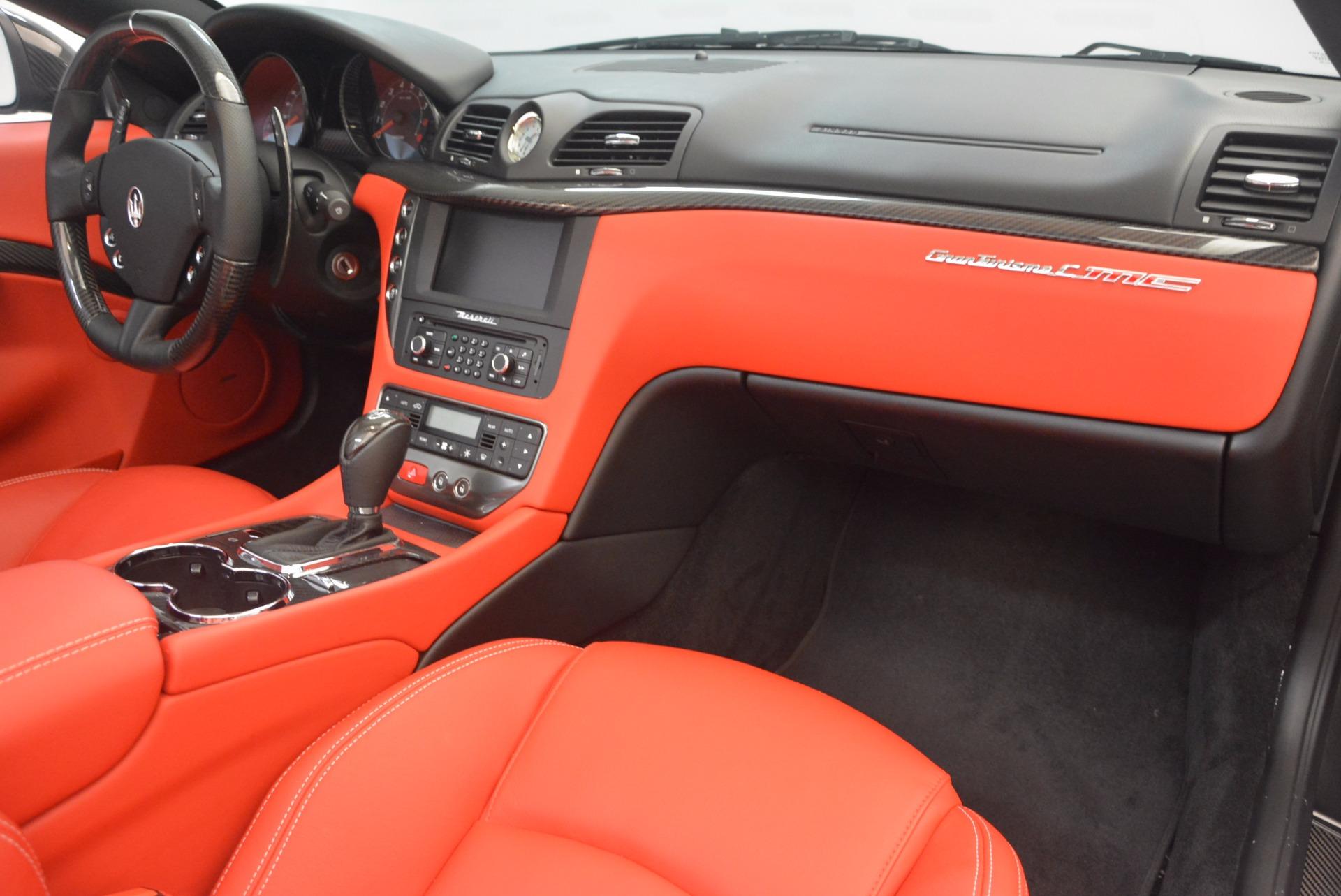 Used 2015 Maserati GranTurismo MC For Sale In Westport, CT 1135_p32
