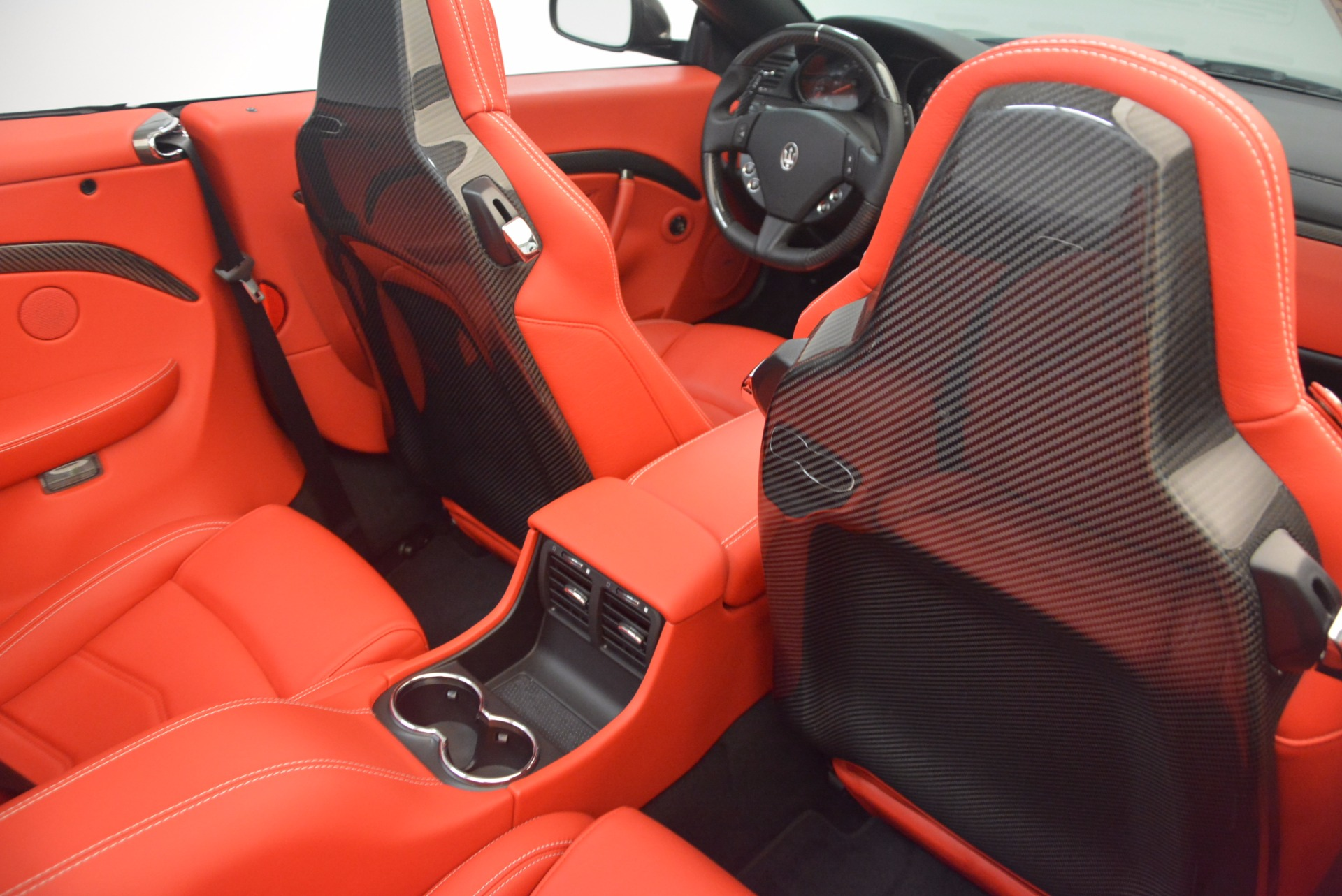 Used 2015 Maserati GranTurismo MC For Sale In Westport, CT 1135_p35