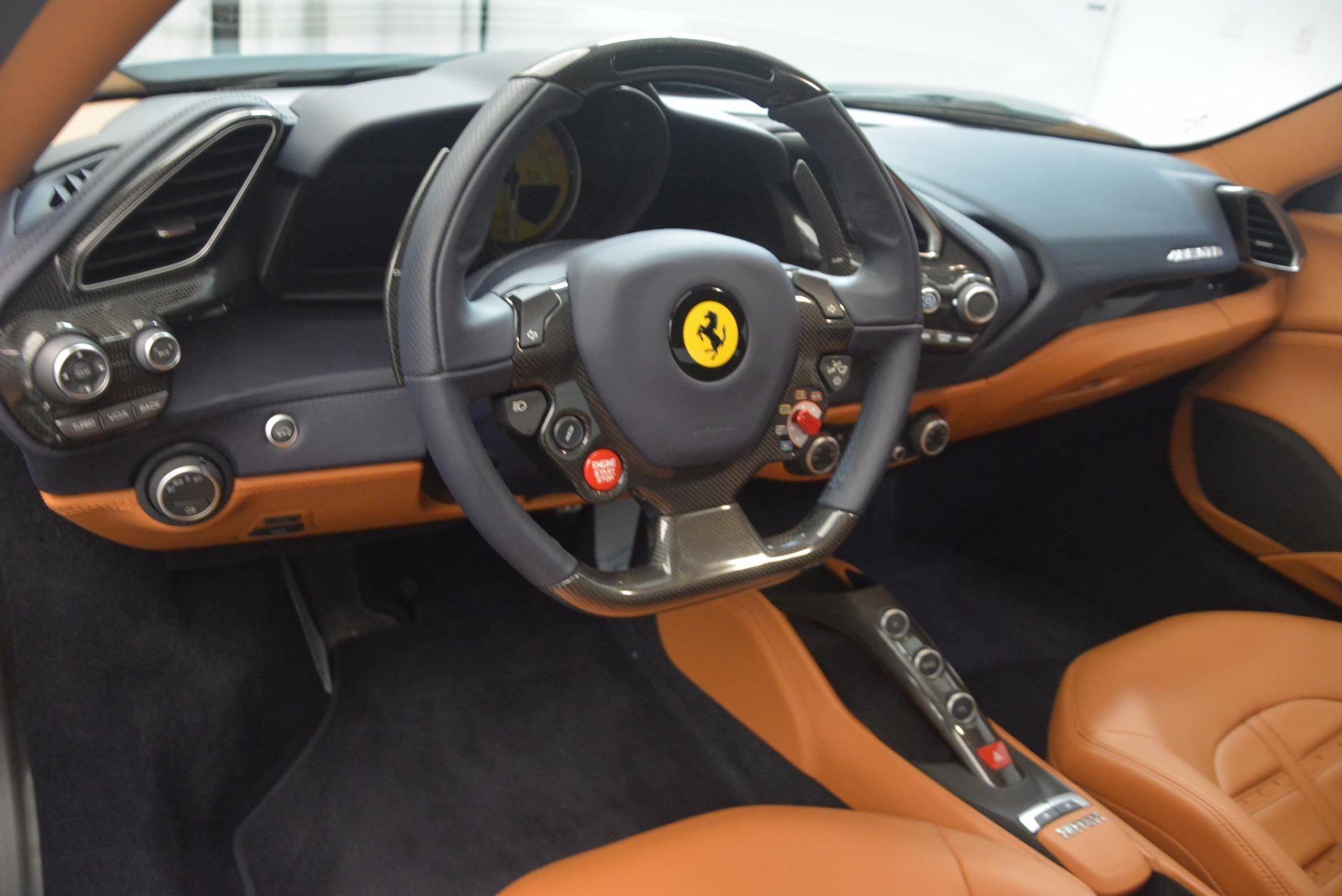 Used 2016 Ferrari 488 GTB  For Sale In Westport, CT 1136_p16