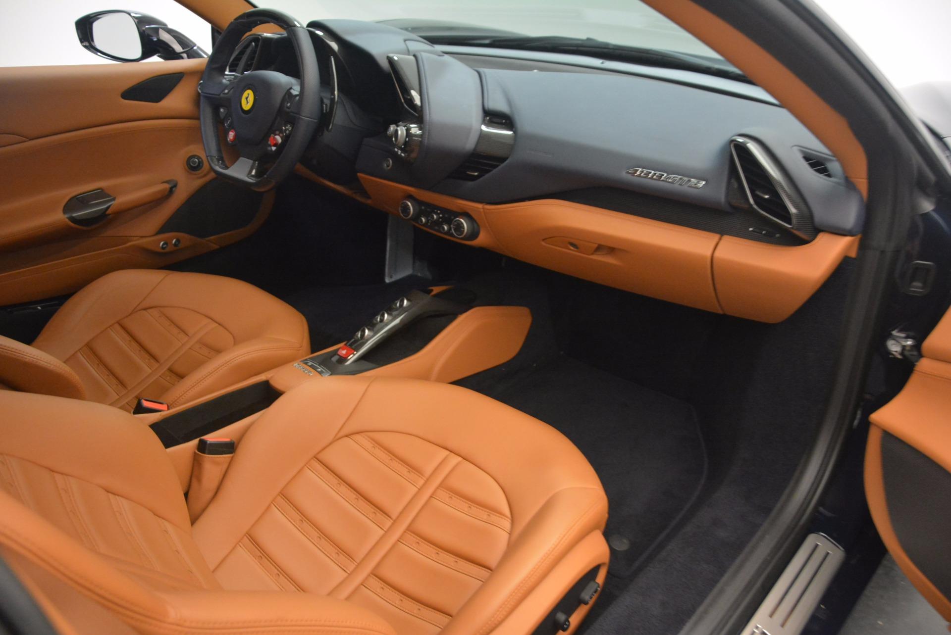 Used 2016 Ferrari 488 GTB  For Sale In Westport, CT 1136_p17