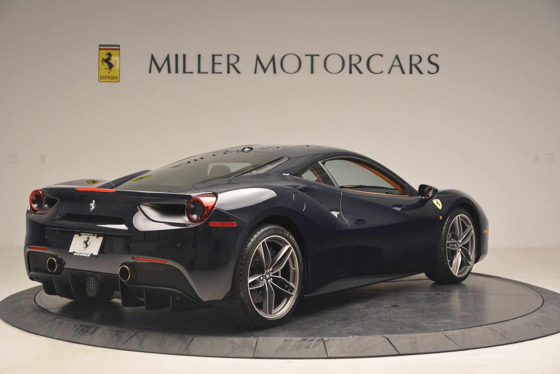 Used 2016 Ferrari 488 GTB  For Sale In Westport, CT 1136_p8