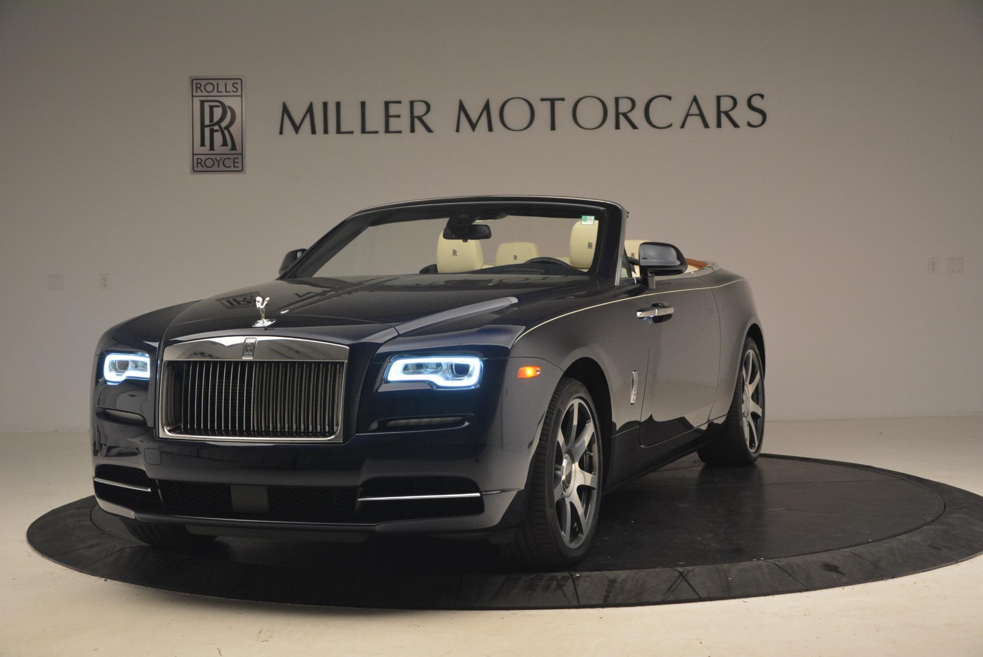 Used 2017 Rolls-Royce Dawn  For Sale In Westport, CT 1138_main