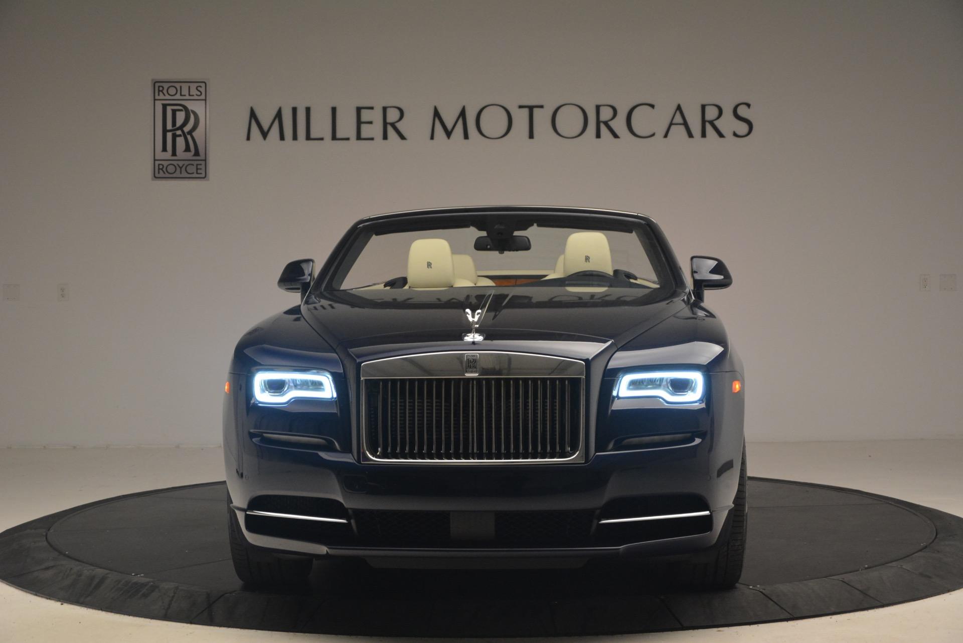Used 2017 Rolls-Royce Dawn  For Sale In Westport, CT 1138_p2
