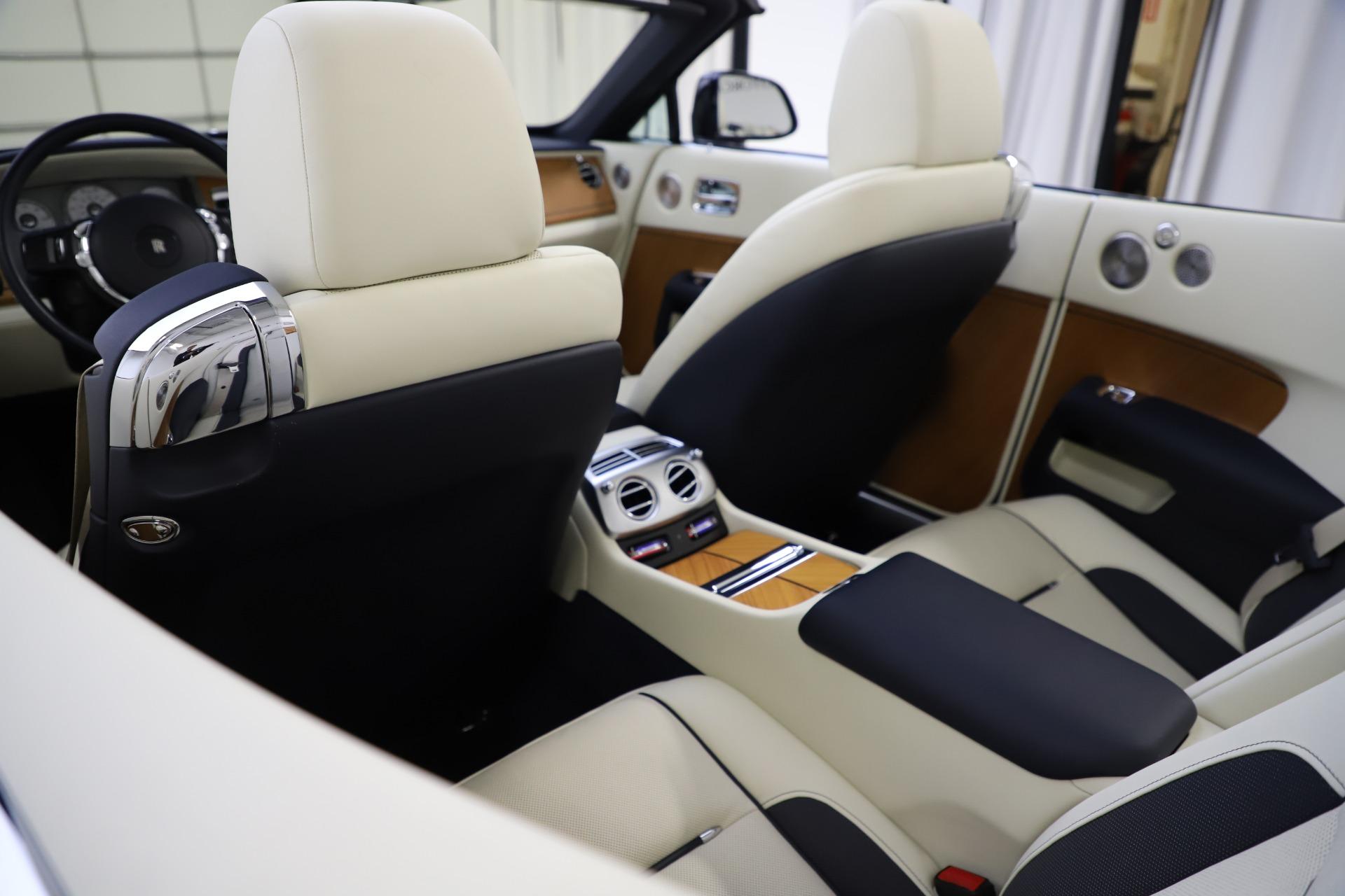 Used 2017 Rolls-Royce Dawn  For Sale In Westport, CT 1138_p43