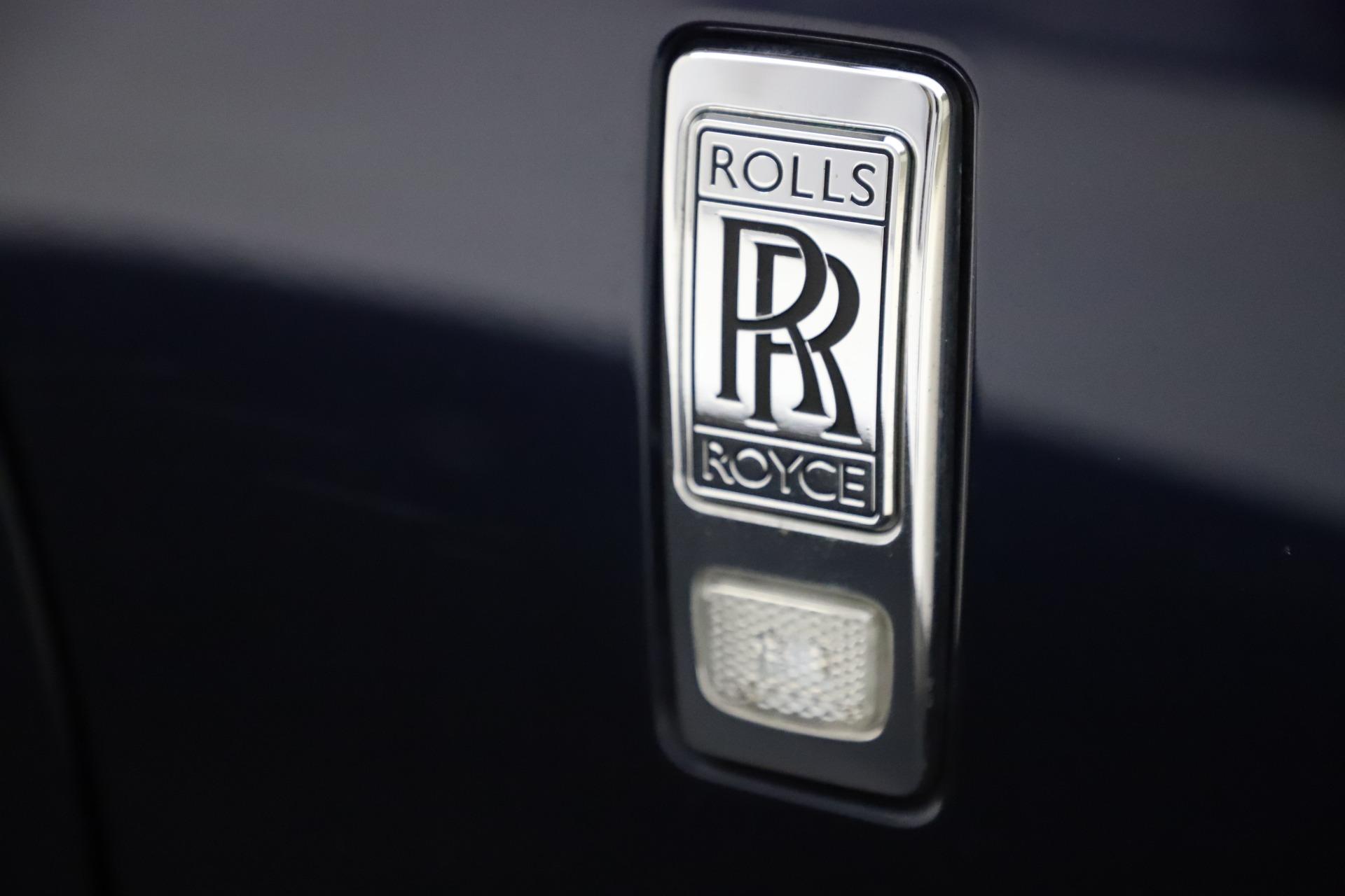 Used 2017 Rolls-Royce Dawn  For Sale In Westport, CT 1138_p53