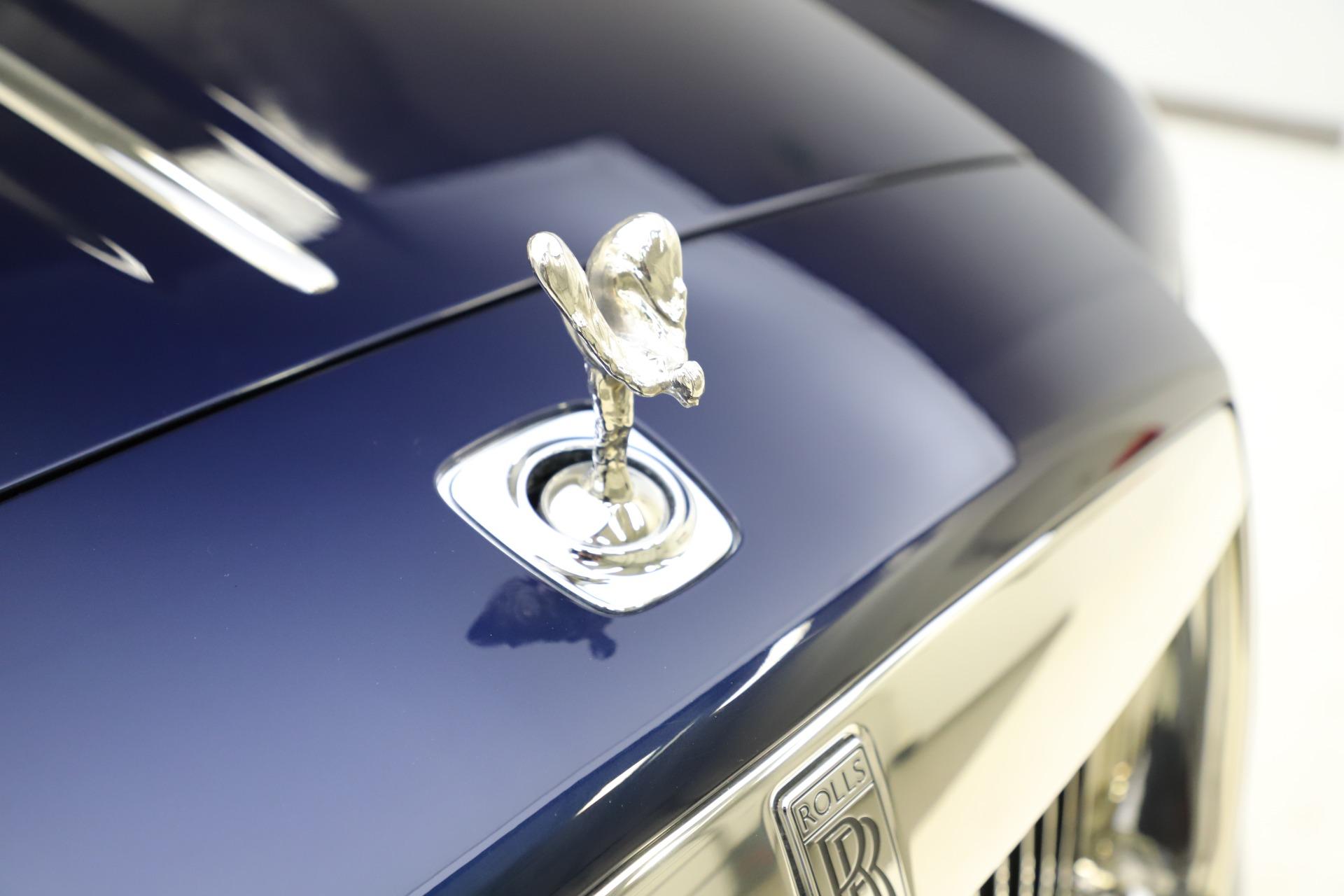 Used 2017 Rolls-Royce Dawn  For Sale In Westport, CT 1138_p55