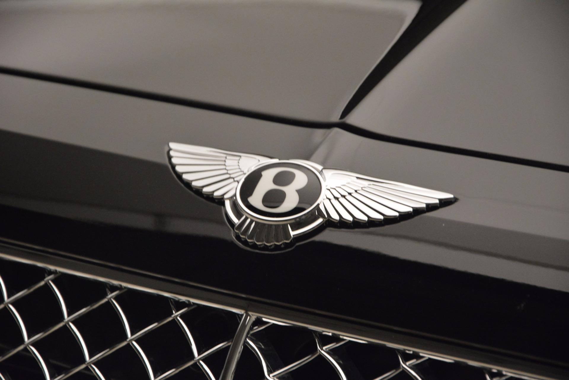Used 2017 Bentley Bentayga  For Sale In Westport, CT 1139_p15