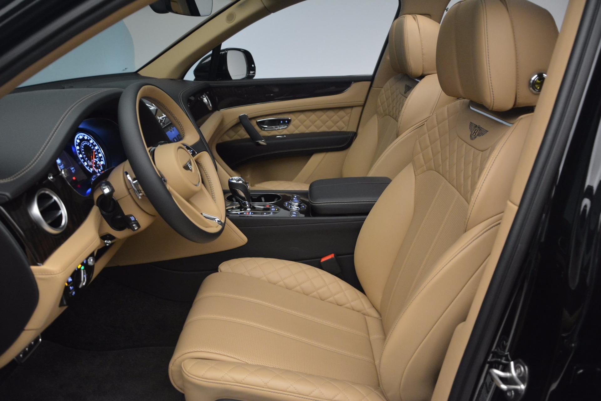 Used 2017 Bentley Bentayga  For Sale In Westport, CT 1139_p22