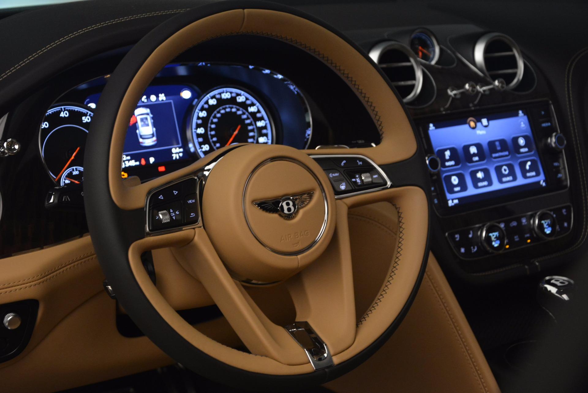 Used 2017 Bentley Bentayga  For Sale In Westport, CT 1139_p29