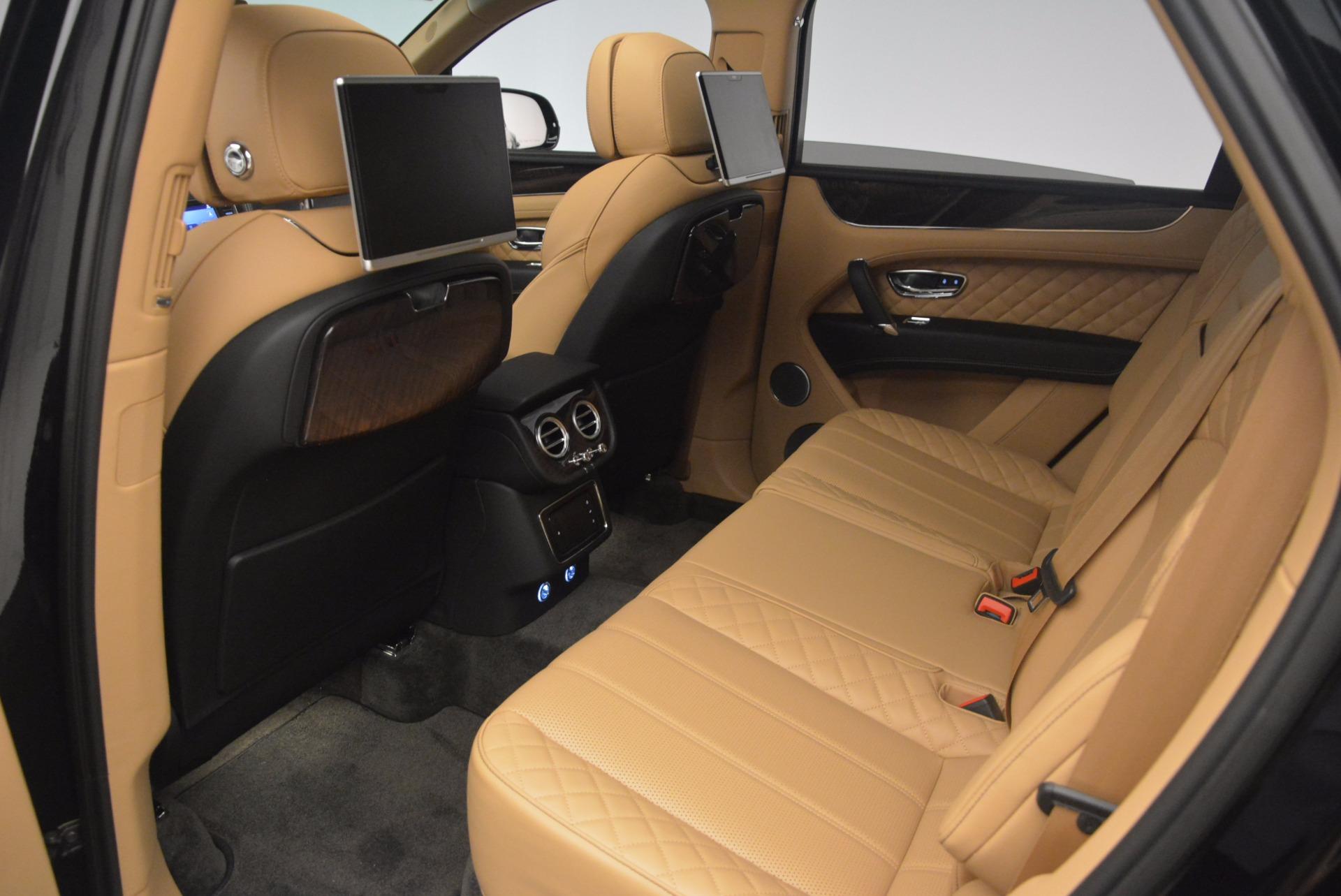 Used 2017 Bentley Bentayga  For Sale In Westport, CT 1139_p33