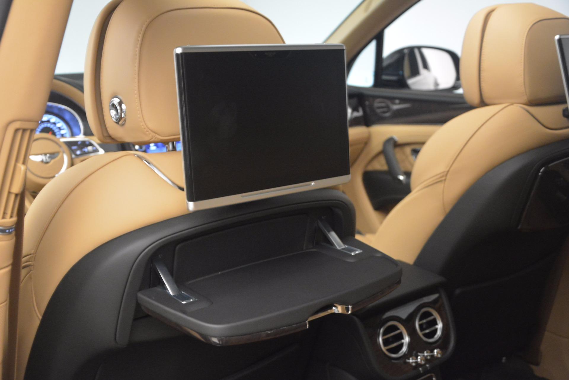 Used 2017 Bentley Bentayga  For Sale In Westport, CT 1139_p34