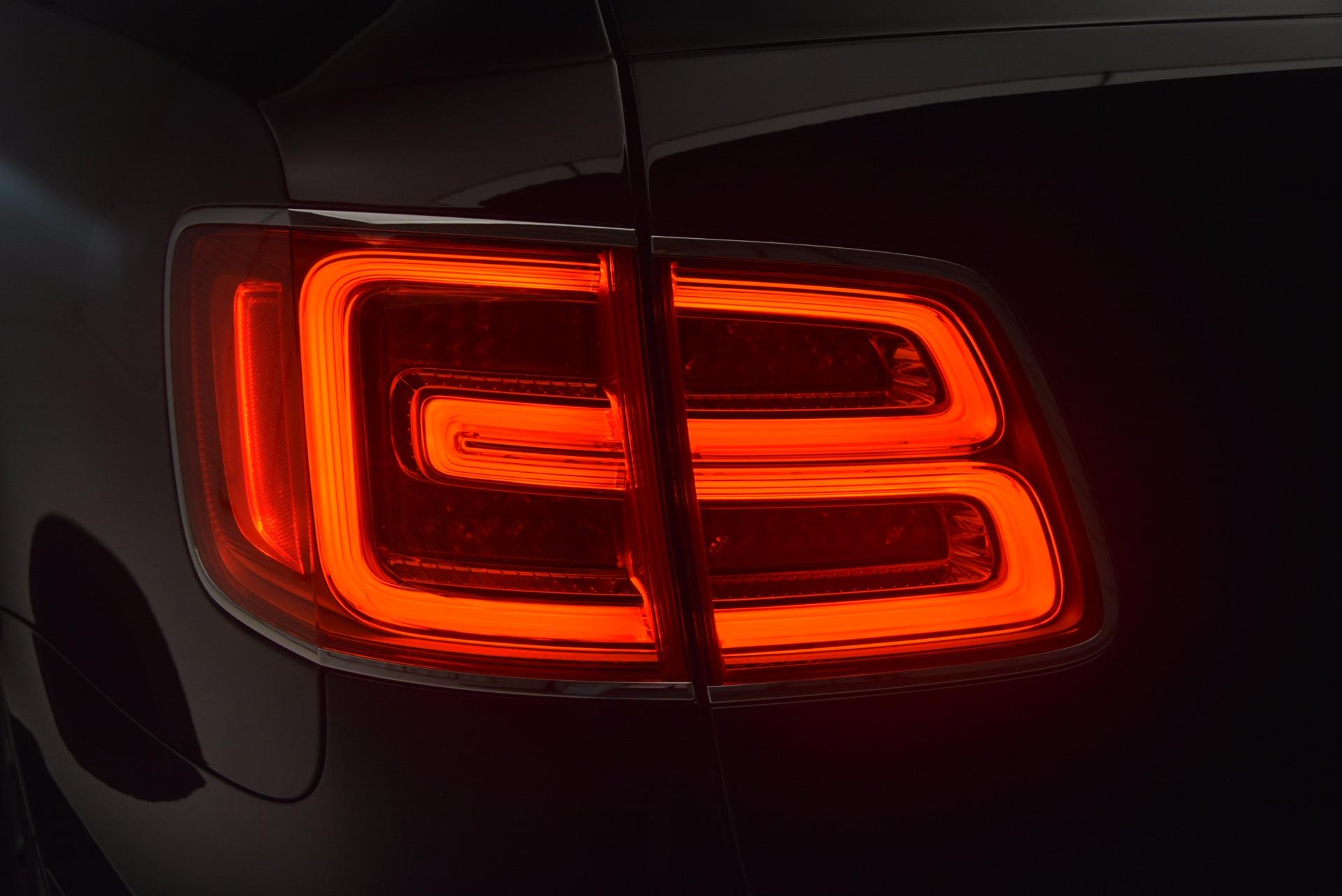 Used 2017 Bentley Bentayga  For Sale In Westport, CT 1139_p36