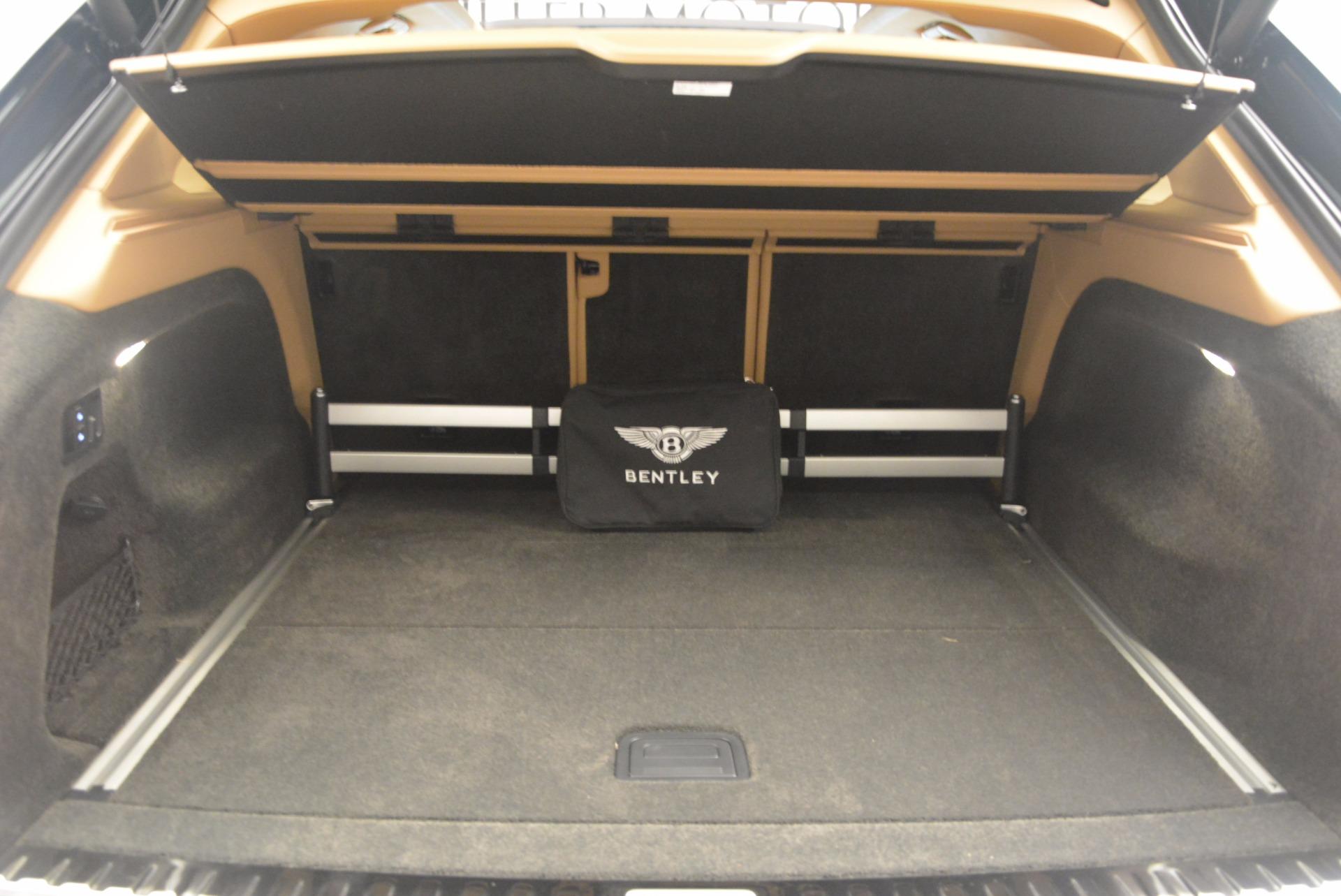 Used 2017 Bentley Bentayga  For Sale In Westport, CT 1139_p37