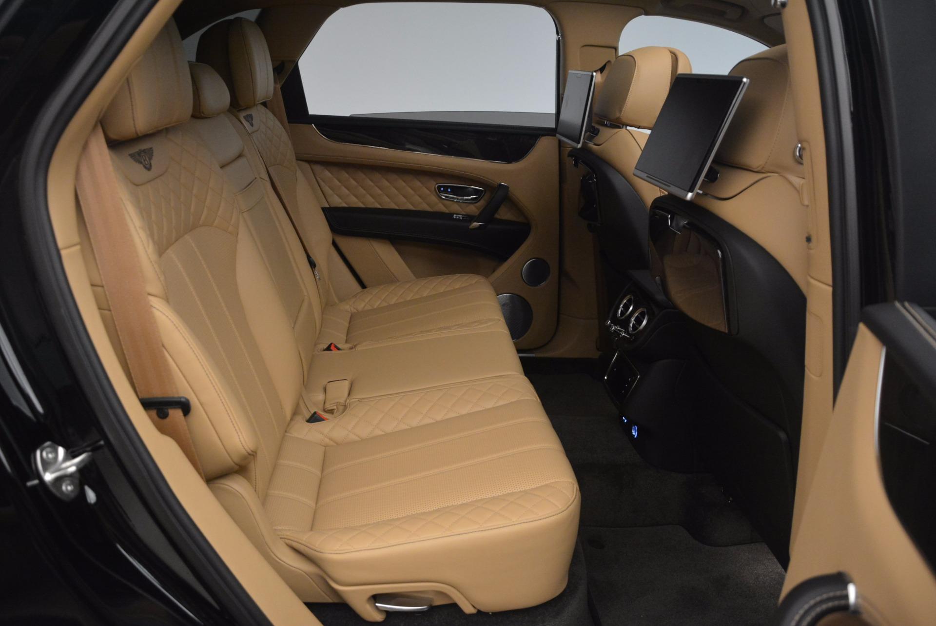 Used 2017 Bentley Bentayga  For Sale In Westport, CT 1139_p44