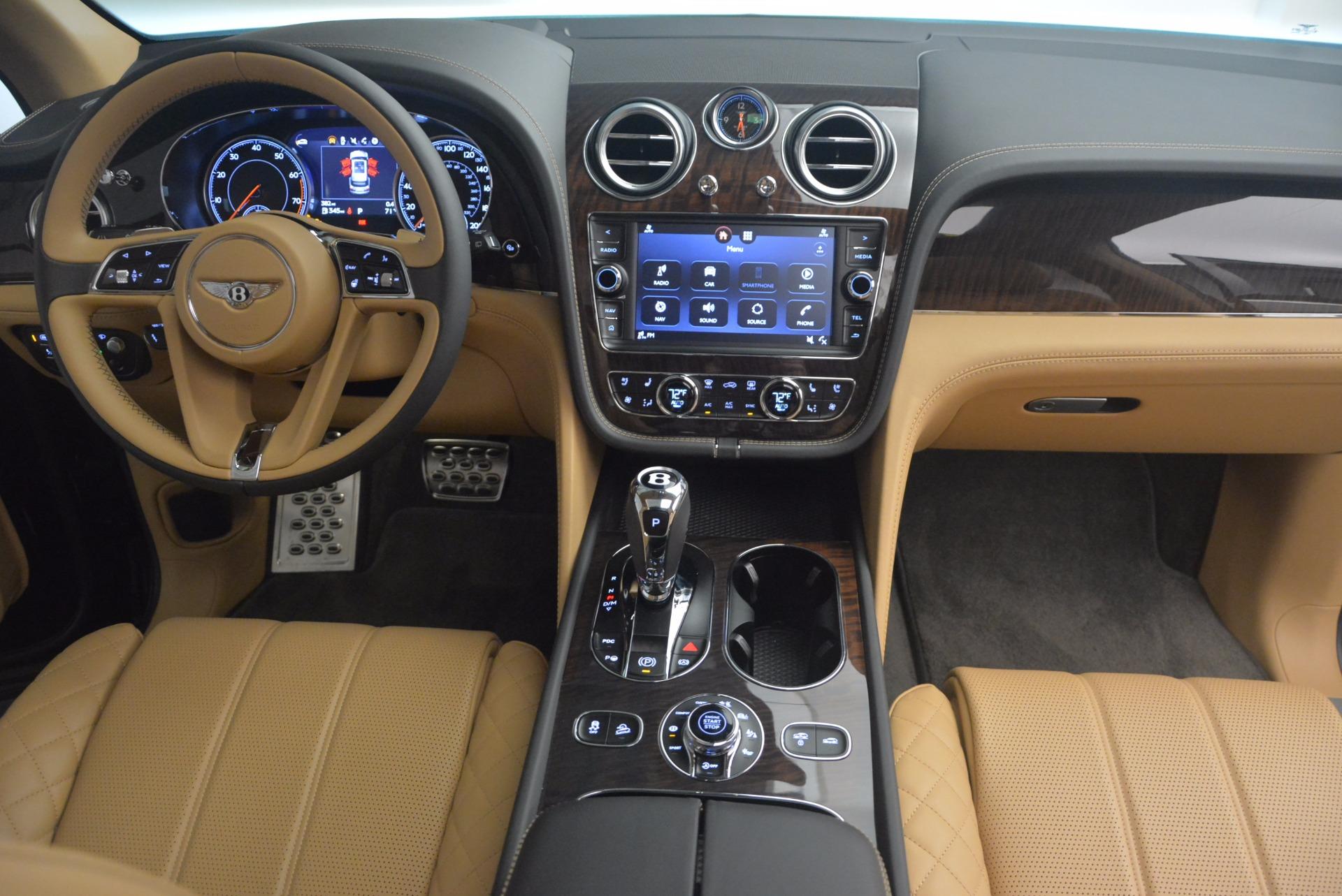 Used 2017 Bentley Bentayga  For Sale In Westport, CT 1139_p46