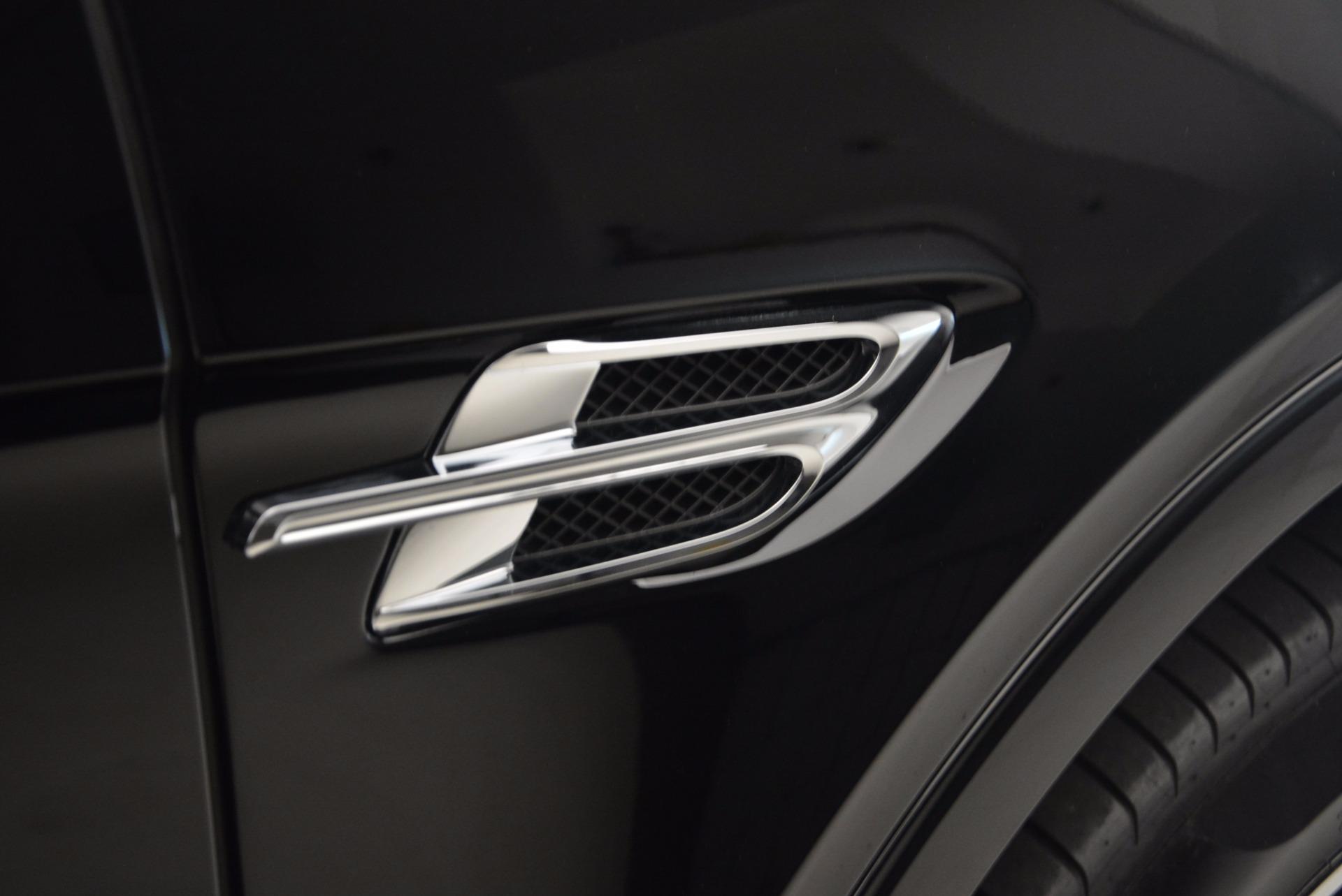 Used 2017 Bentley Bentayga  For Sale In Westport, CT 1139_p52