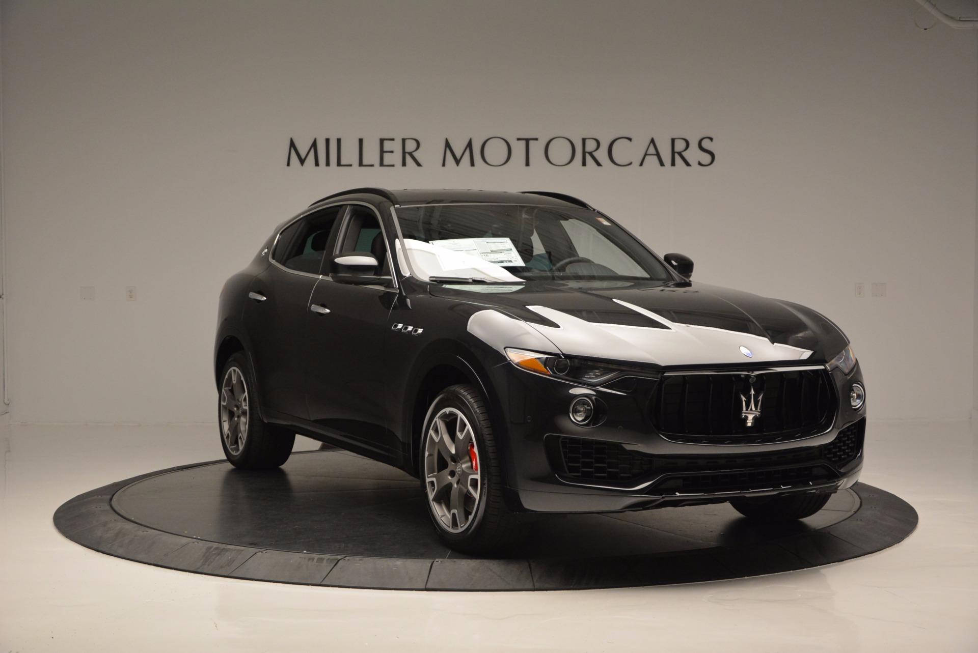 New 2017 Maserati Levante  For Sale In Westport, CT 1141_p11