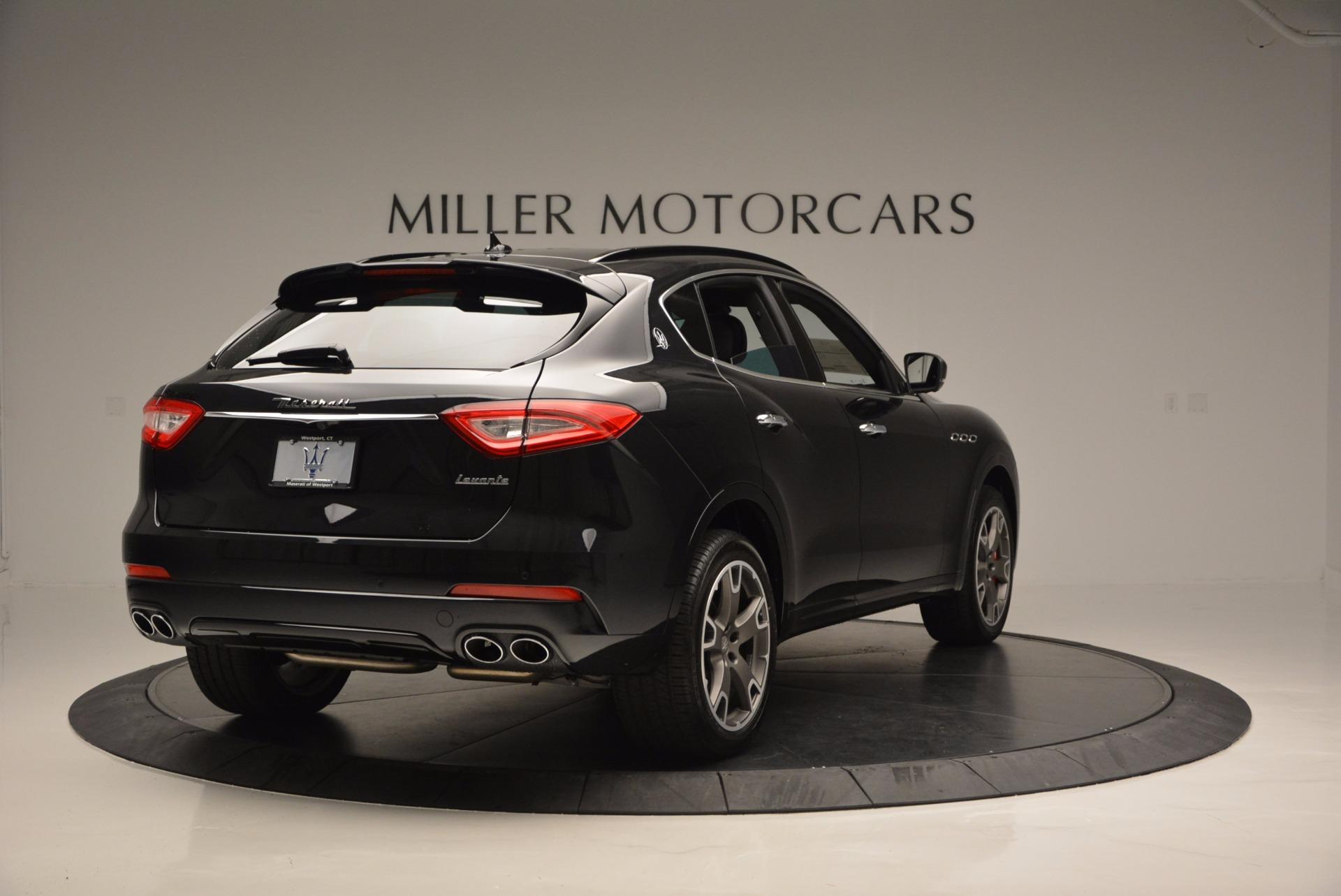 New 2017 Maserati Levante  For Sale In Westport, CT 1141_p7