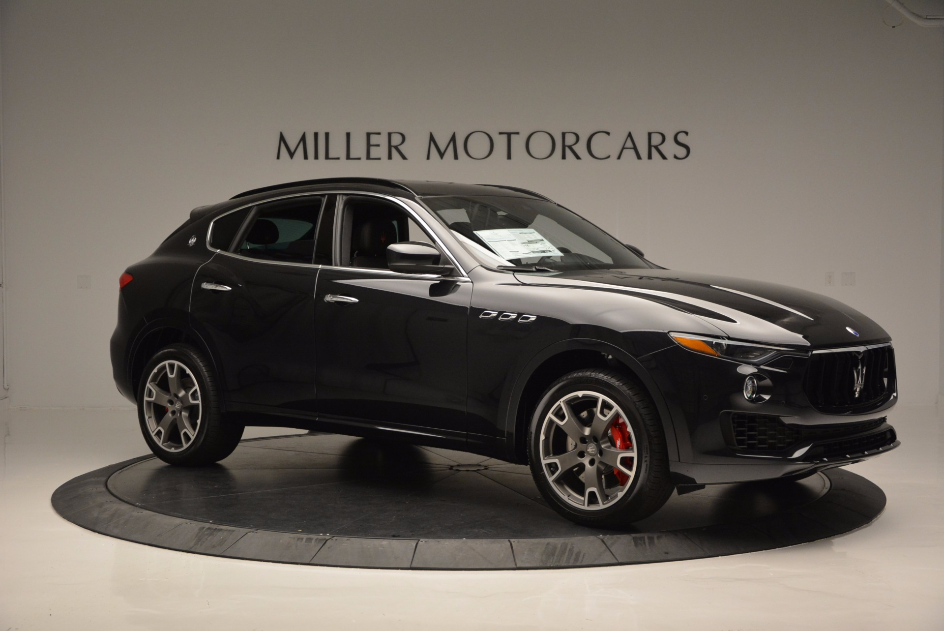New 2017 Maserati Levante  For Sale In Westport, CT 1142_p10