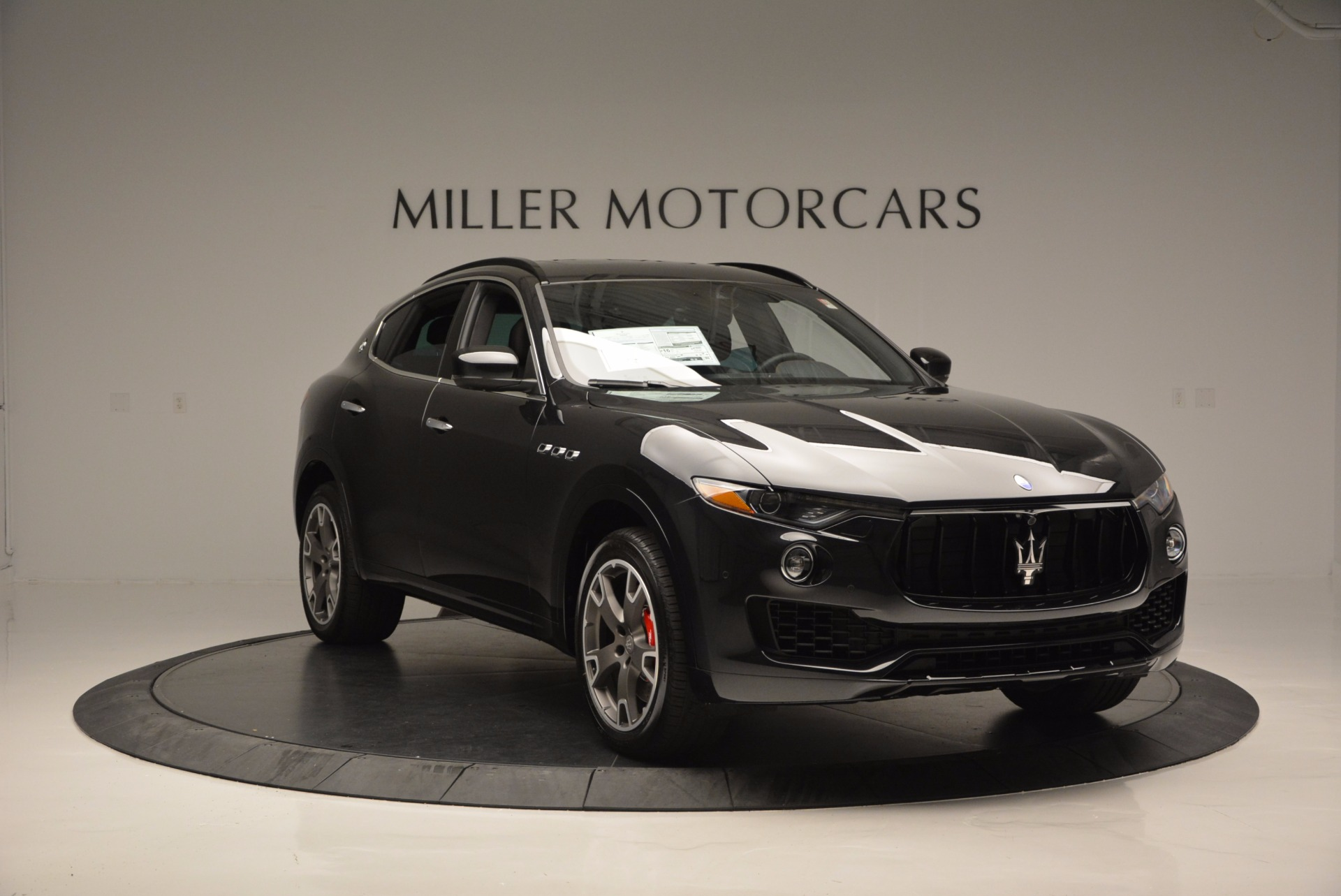 New 2017 Maserati Levante  For Sale In Westport, CT 1142_p11