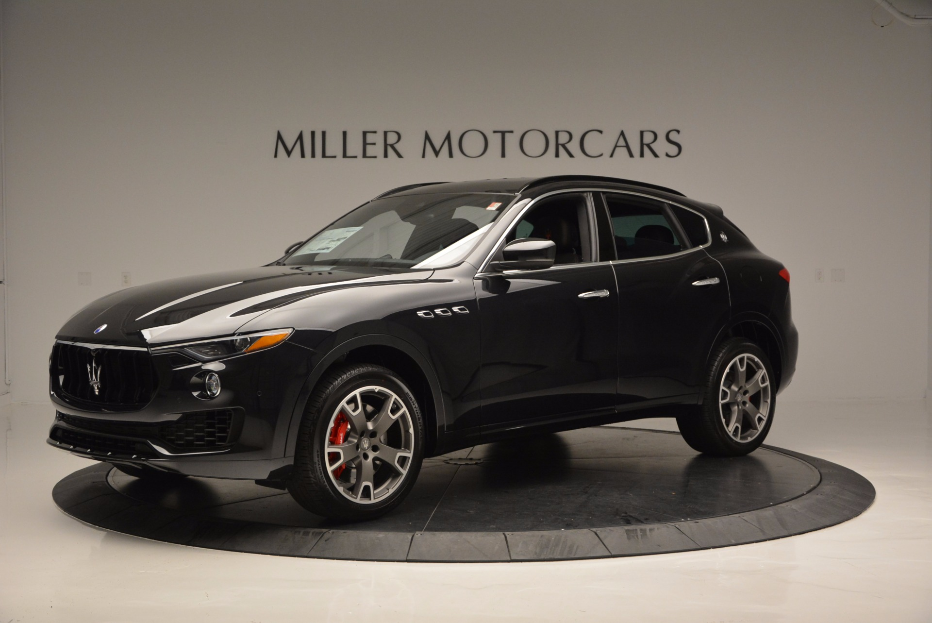 New 2017 Maserati Levante  For Sale In Westport, CT 1142_p2