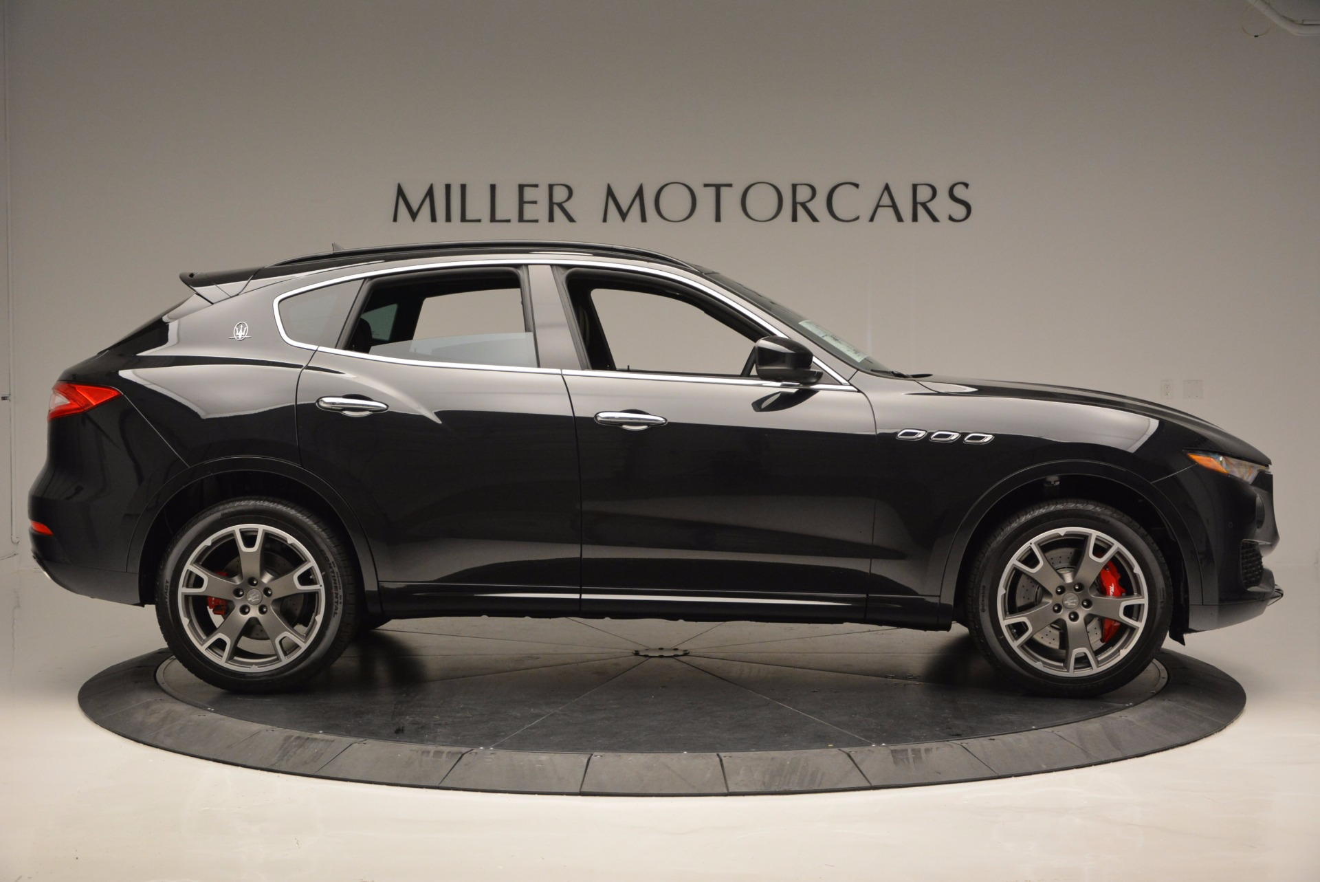 New 2017 Maserati Levante  For Sale In Westport, CT 1142_p9