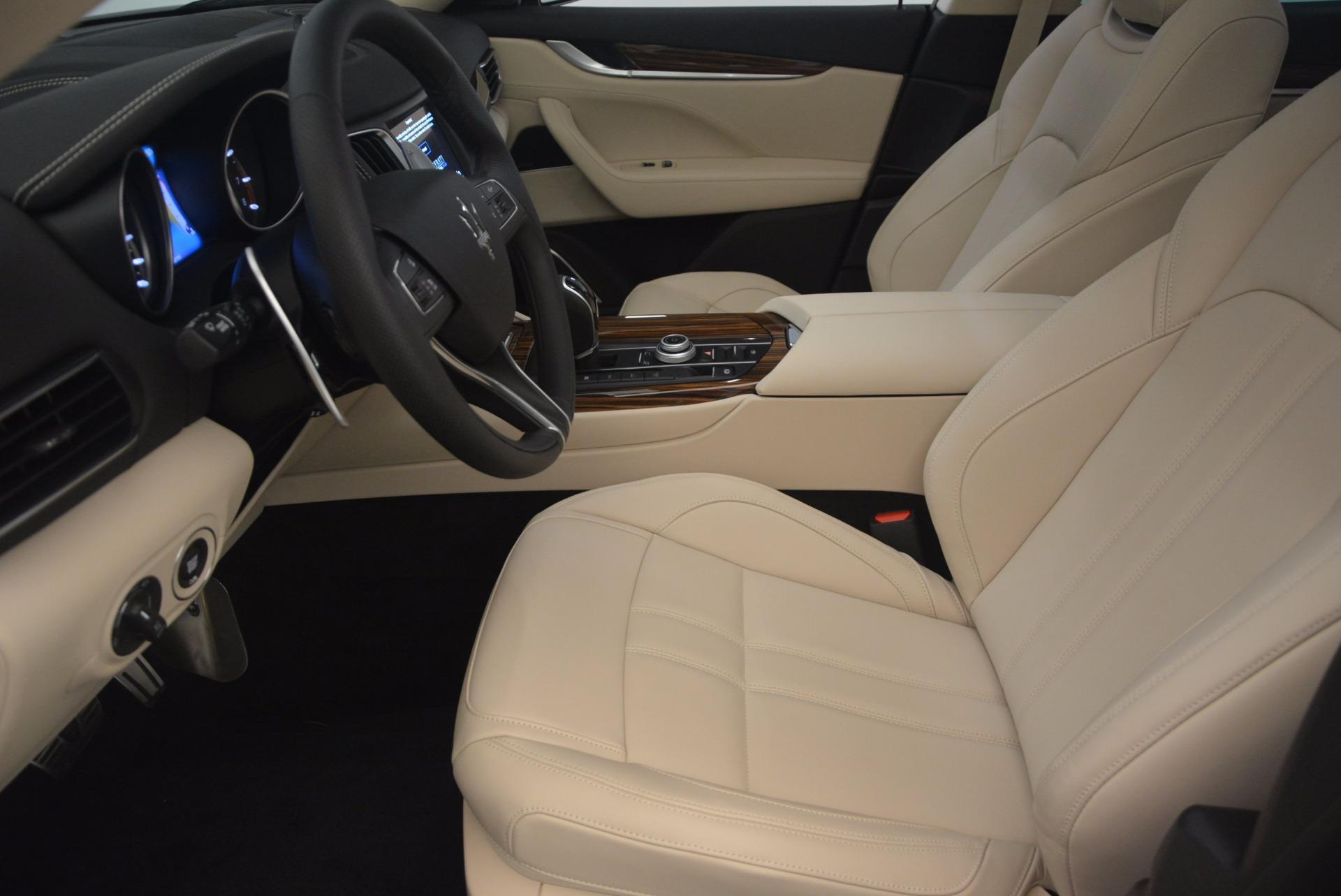 New 2017 Maserati Levante  For Sale In Westport, CT 1144_p15