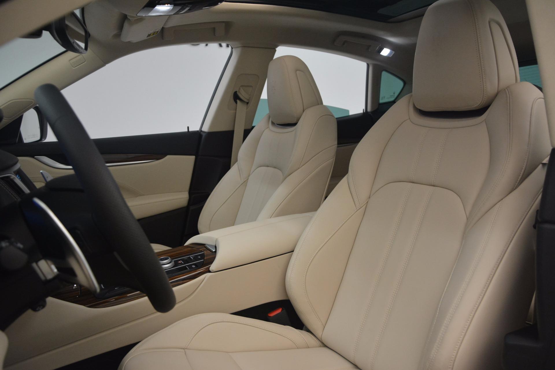 New 2017 Maserati Levante  For Sale In Westport, CT 1144_p16
