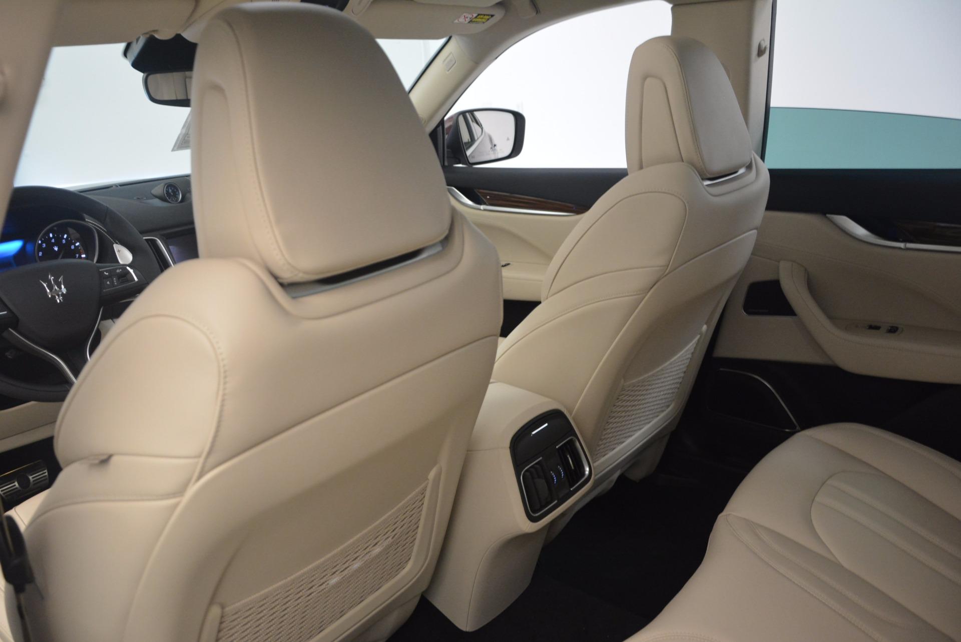 New 2017 Maserati Levante  For Sale In Westport, CT 1144_p17