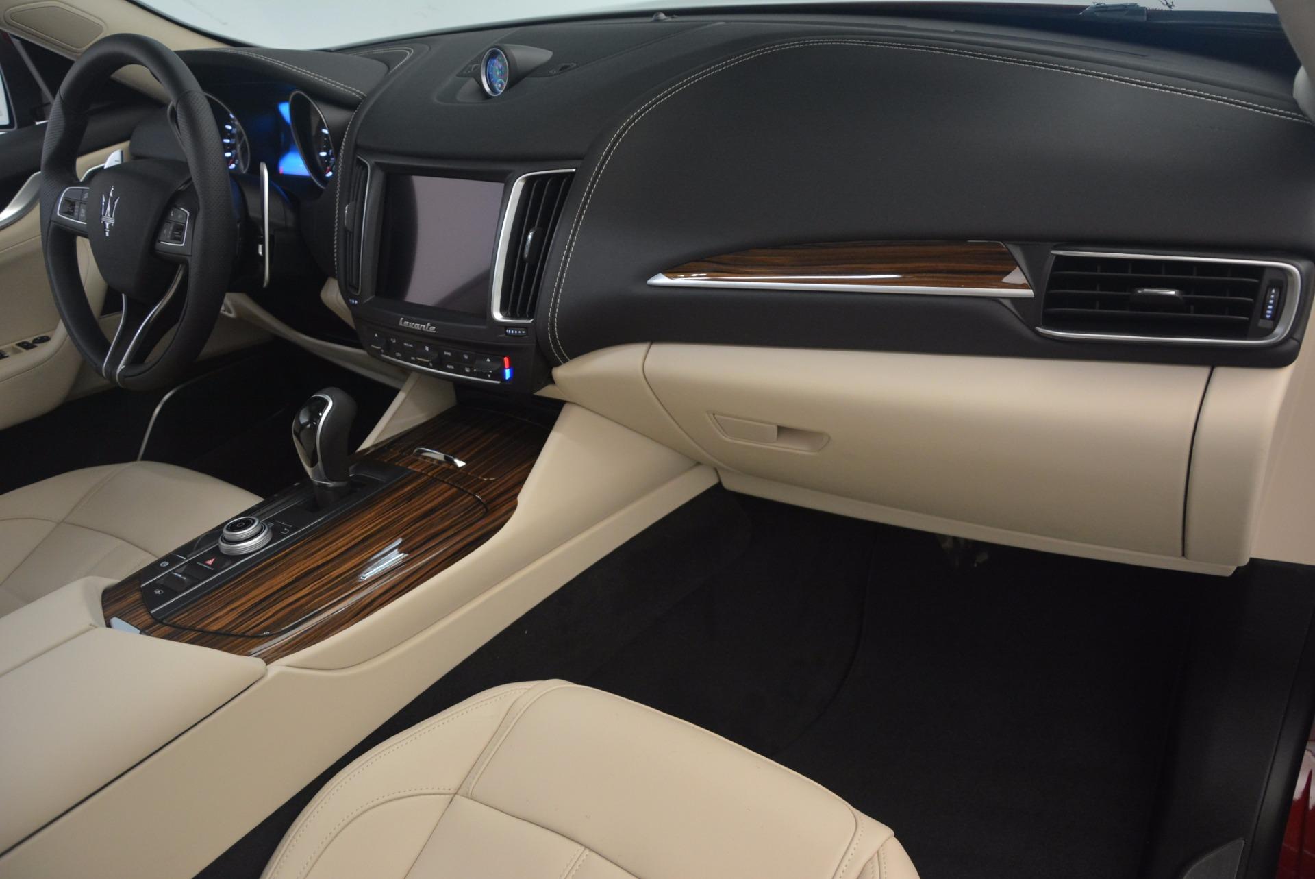 New 2017 Maserati Levante  For Sale In Westport, CT 1144_p20
