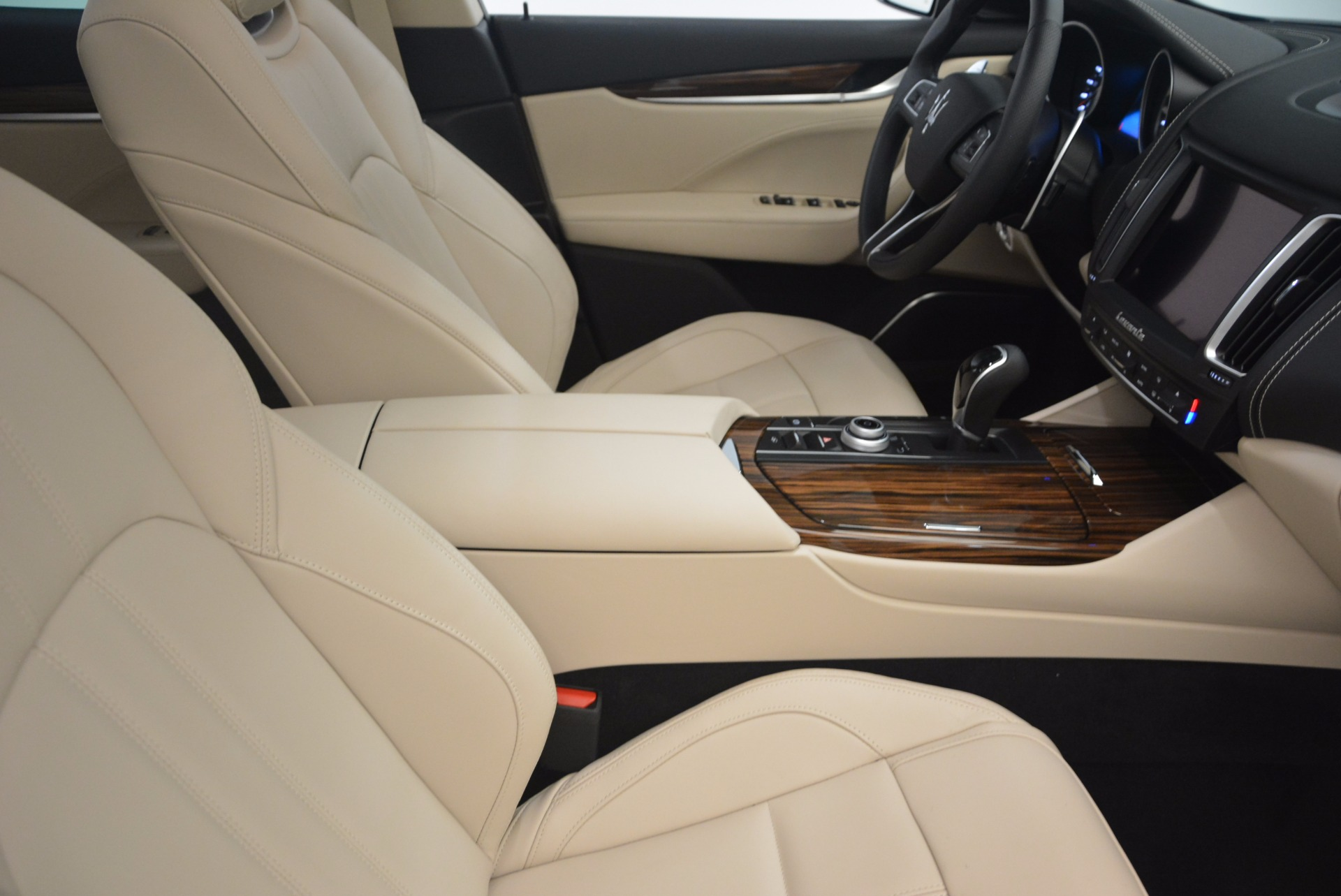 New 2017 Maserati Levante  For Sale In Westport, CT 1144_p21