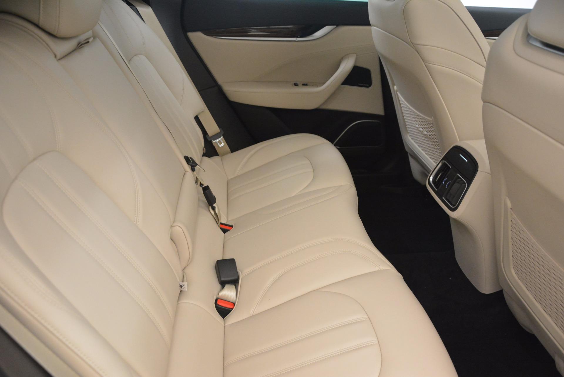 New 2017 Maserati Levante  For Sale In Westport, CT 1144_p23