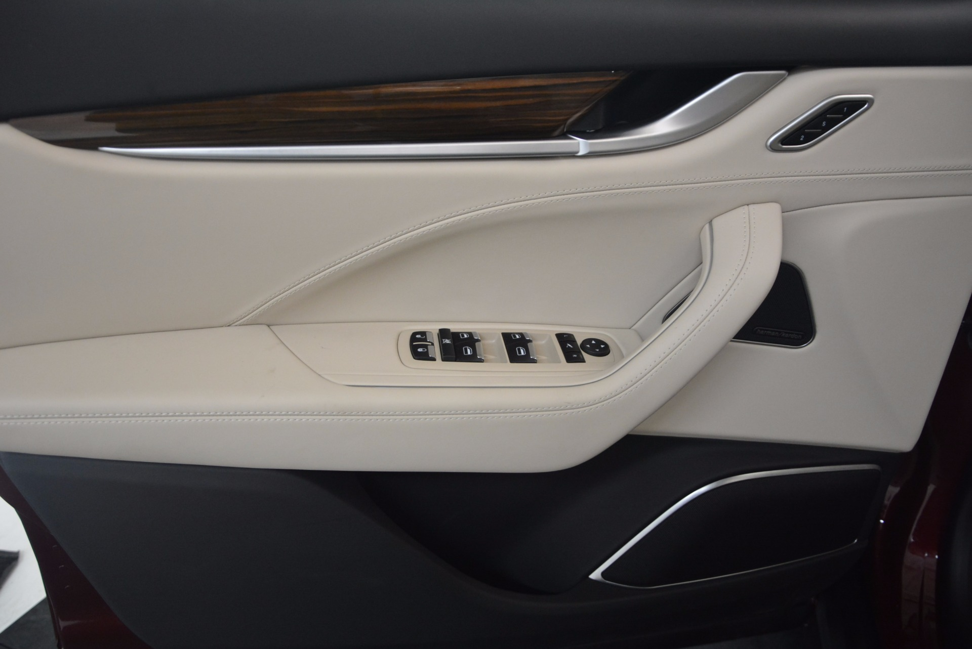 New 2017 Maserati Levante  For Sale In Westport, CT 1144_p25