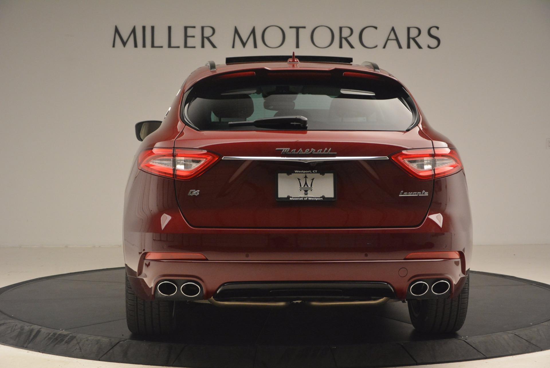 New 2017 Maserati Levante  For Sale In Westport, CT 1144_p7