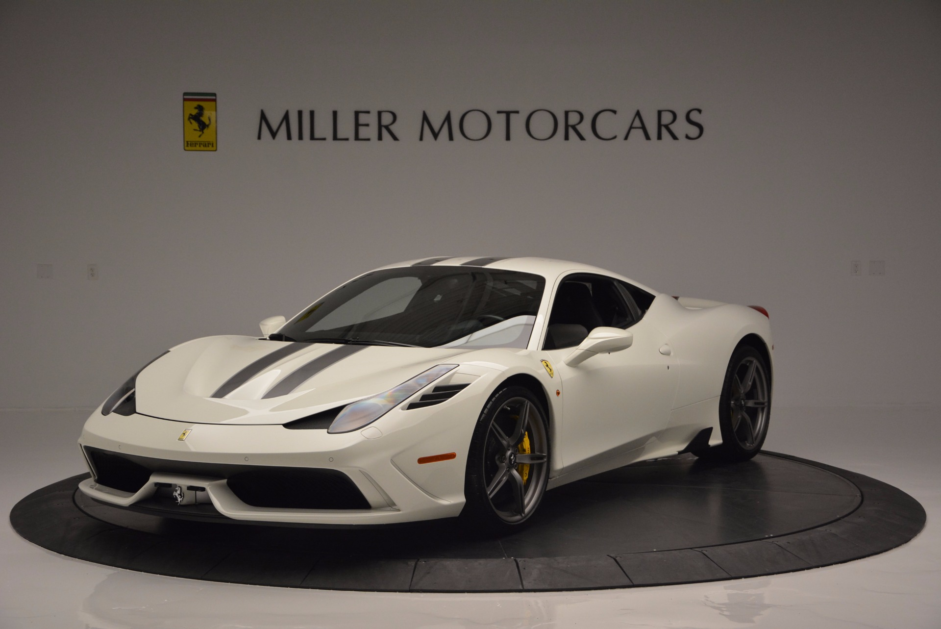 Used 2015 Ferrari 458 Speciale  For Sale In Westport, CT 1147_main