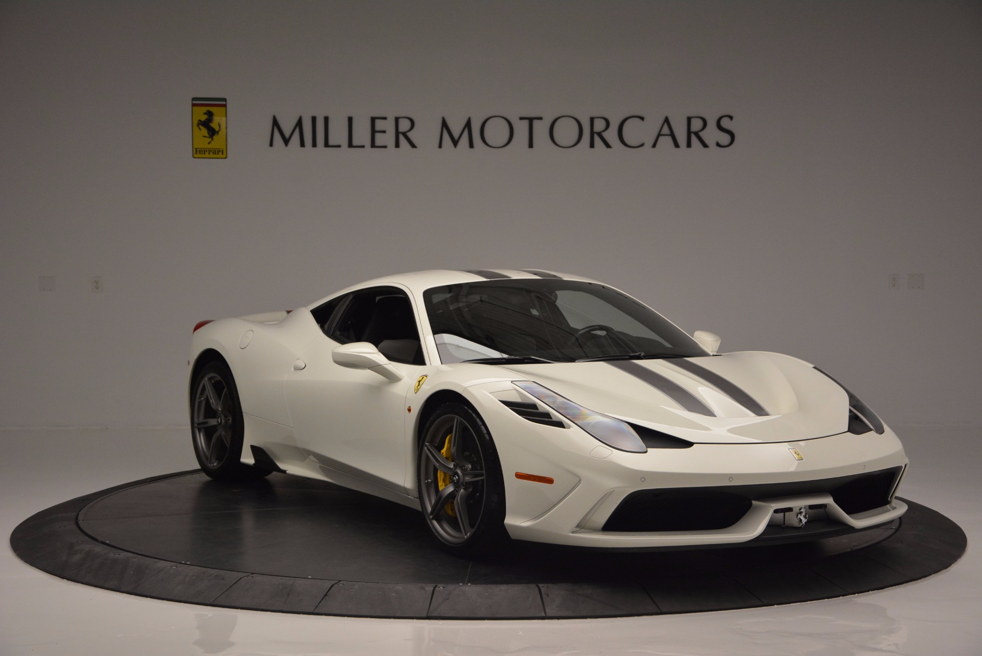 Used 2015 Ferrari 458 Speciale  For Sale In Westport, CT 1147_p12
