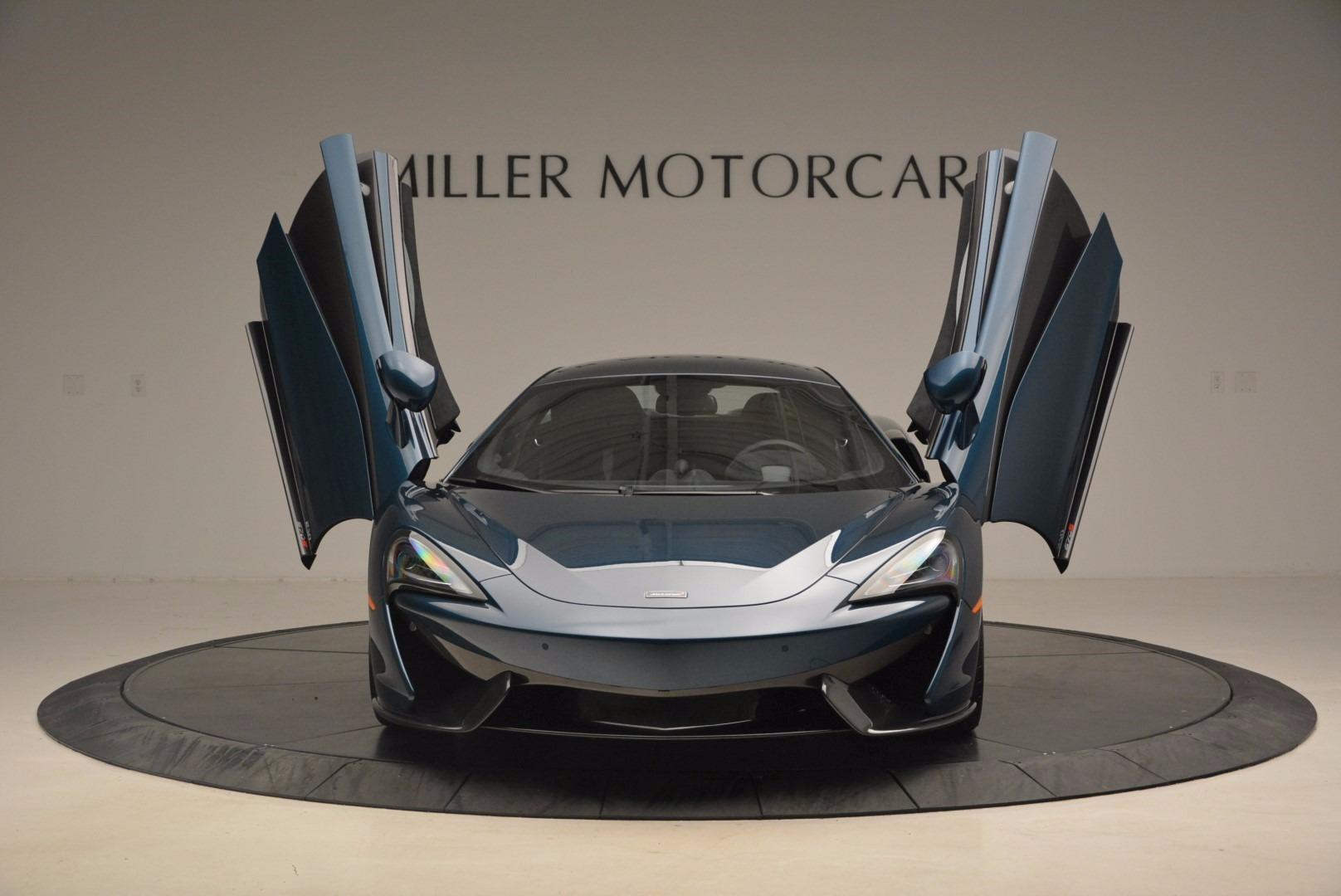 New 2017 McLaren 570S  For Sale In Westport, CT 1148_p13