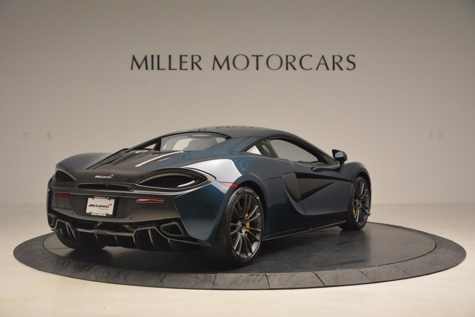 New 2017 McLaren 570S  For Sale In Westport, CT 1148_p7