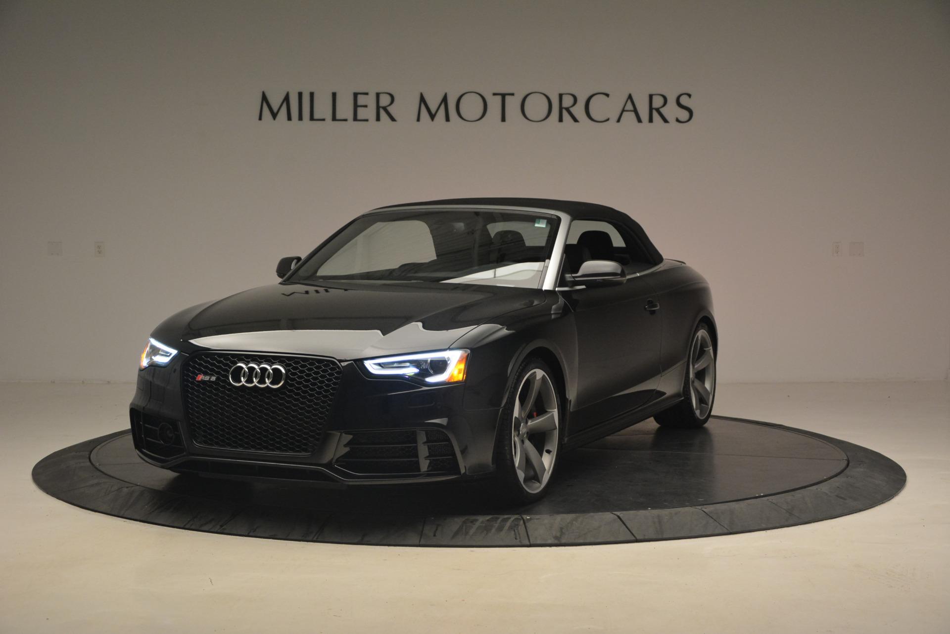 Used 2014 Audi RS 5 quattro For Sale In Westport, CT 1149_p13