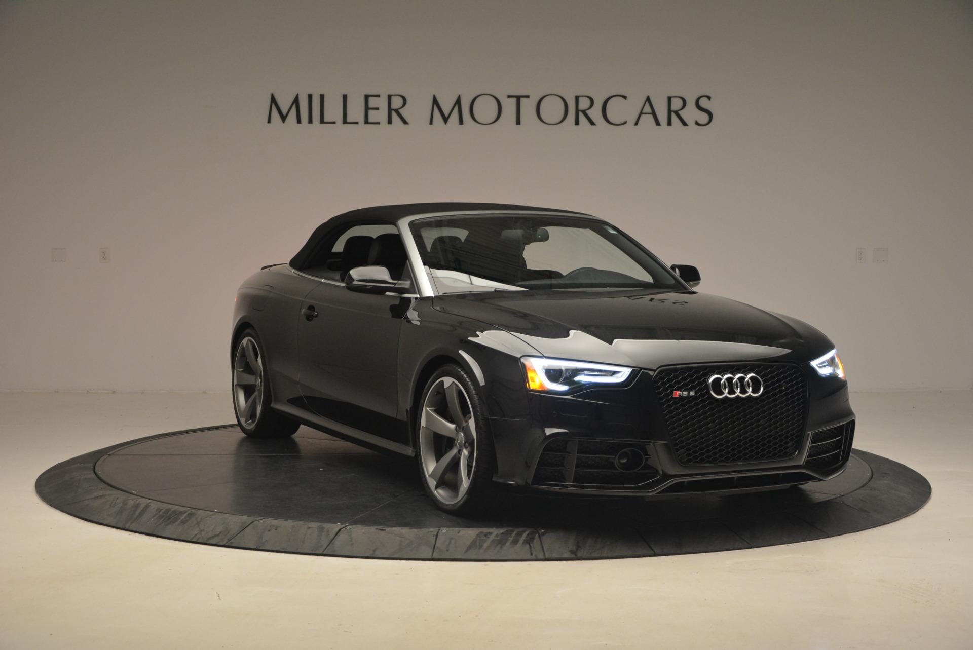 Used 2014 Audi RS 5 quattro For Sale In Westport, CT 1149_p23