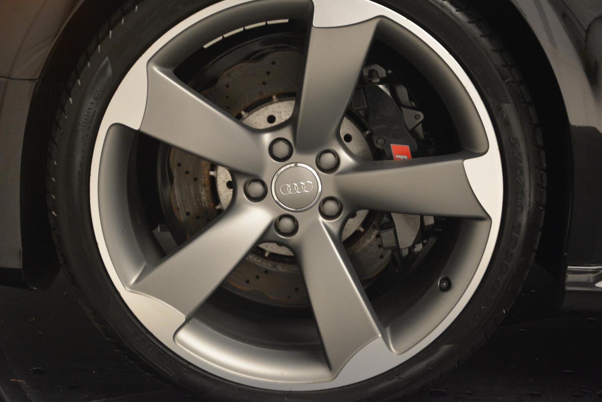 Used 2014 Audi RS 5 quattro For Sale In Westport, CT 1149_p28
