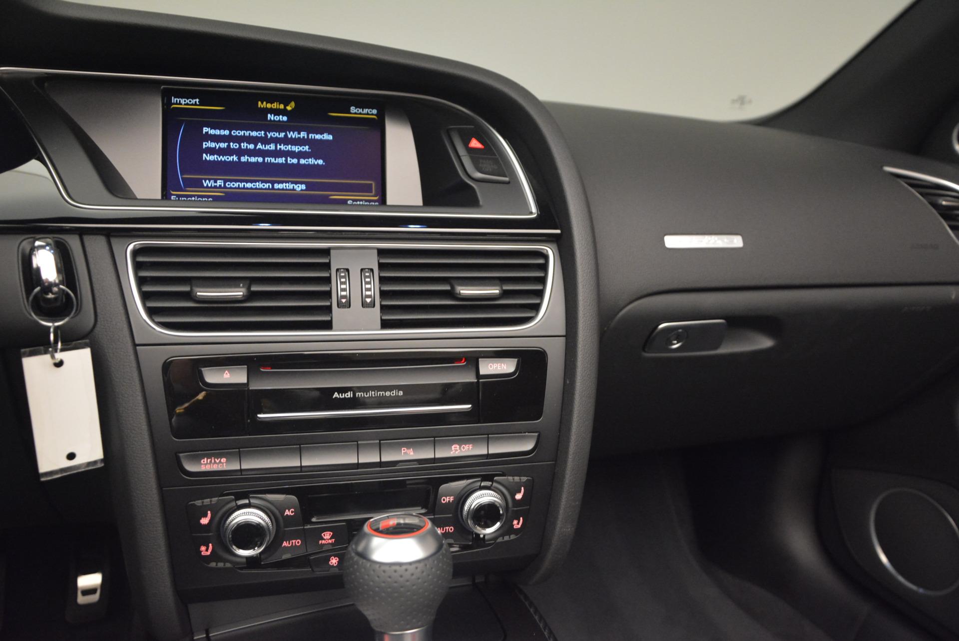 Used 2014 Audi RS 5 quattro For Sale In Westport, CT 1149_p33