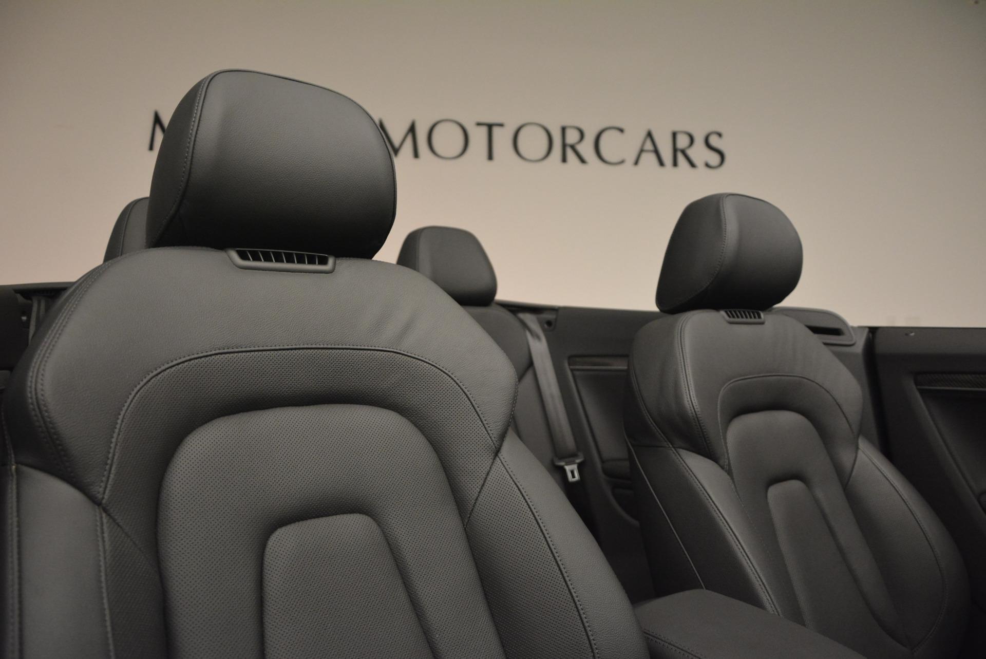 Used 2014 Audi RS 5 quattro For Sale In Westport, CT 1149_p39