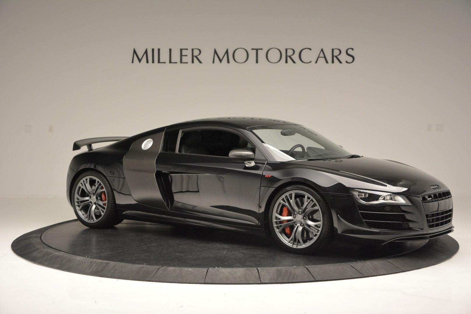 Used 2012 Audi R8 GT (R tronic) For Sale In Westport, CT 115_p10