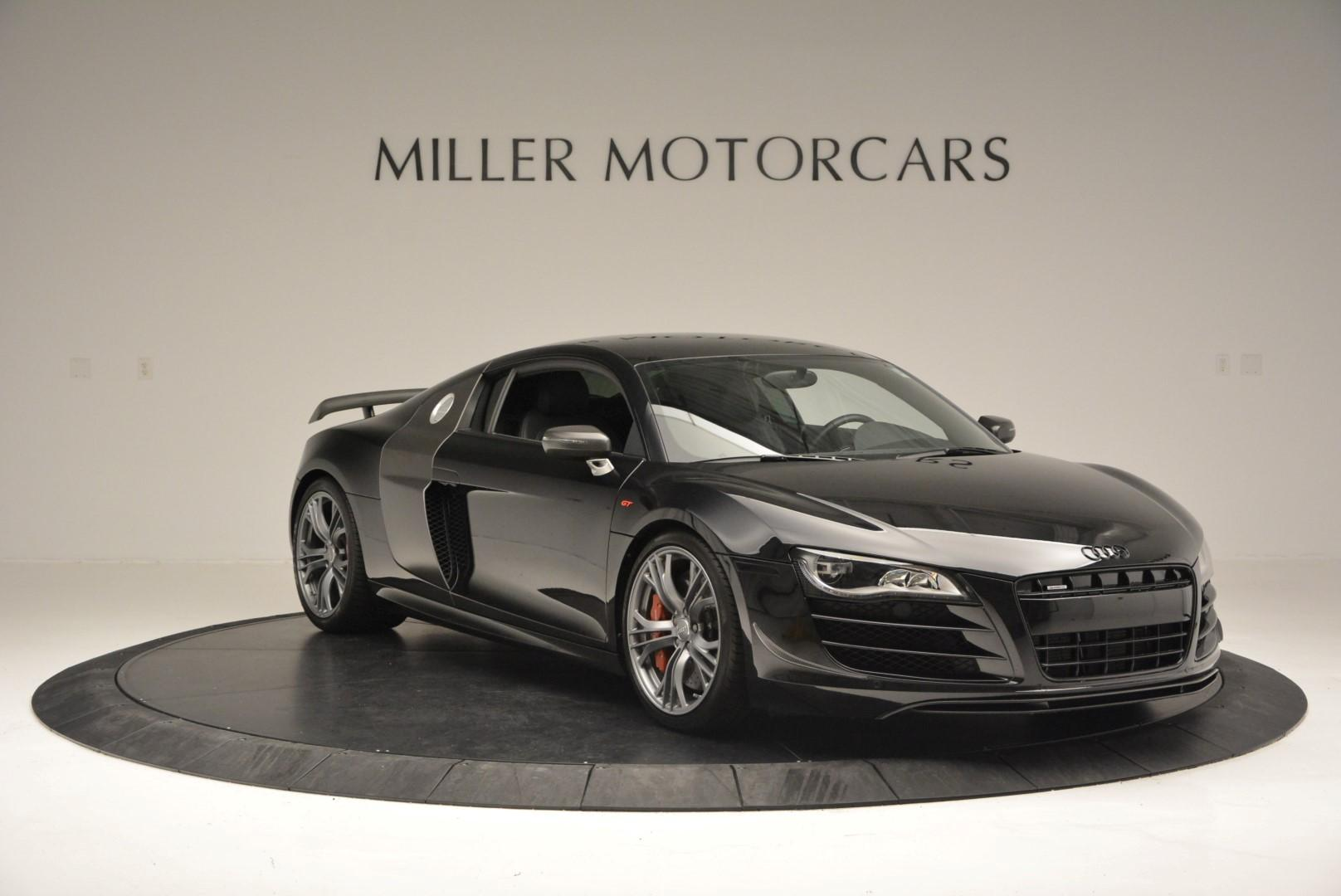 Used 2012 Audi R8 GT (R tronic) For Sale In Westport, CT 115_p11